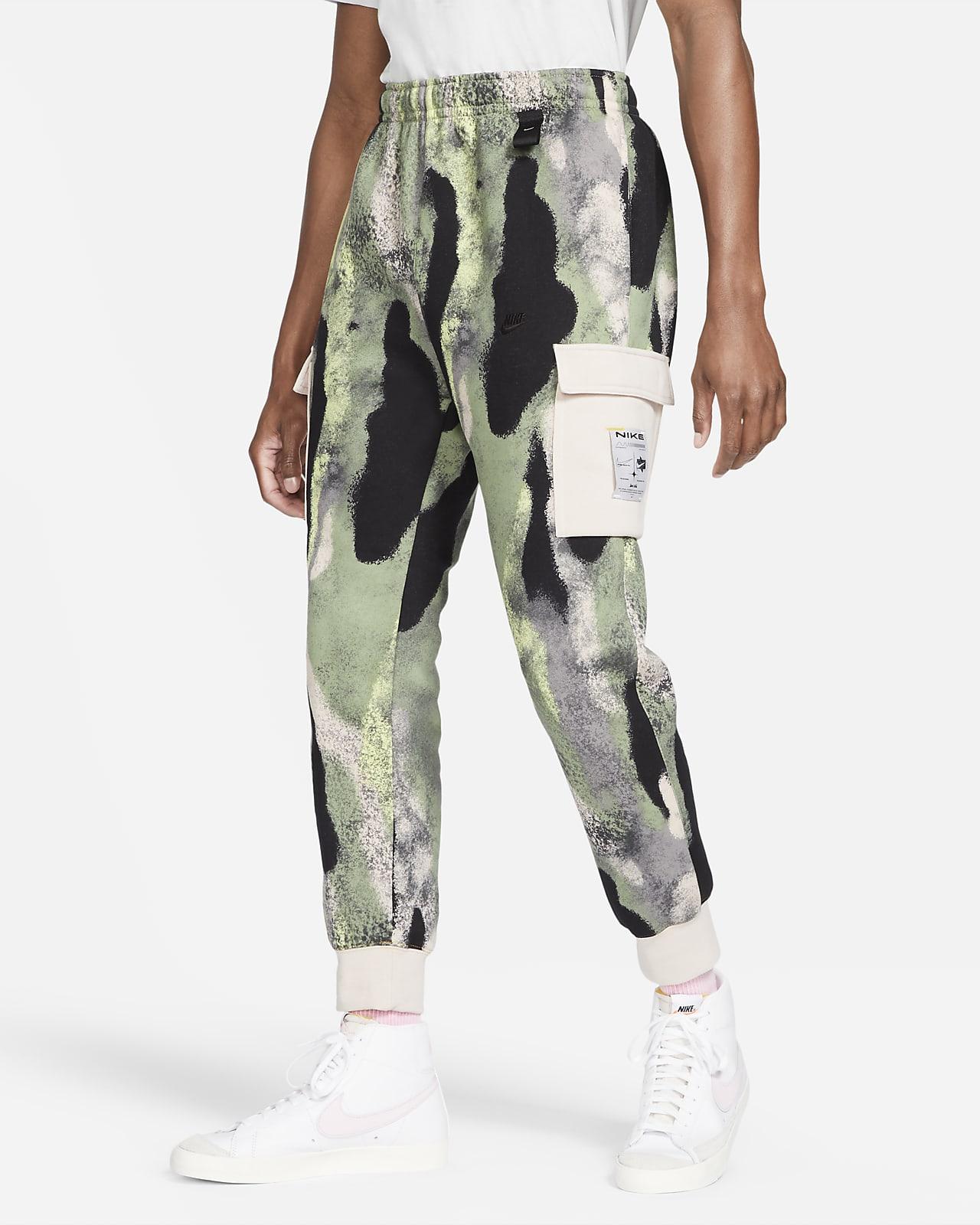 Pantalones cargo para hombre Nike Sportswear Club Fleece
