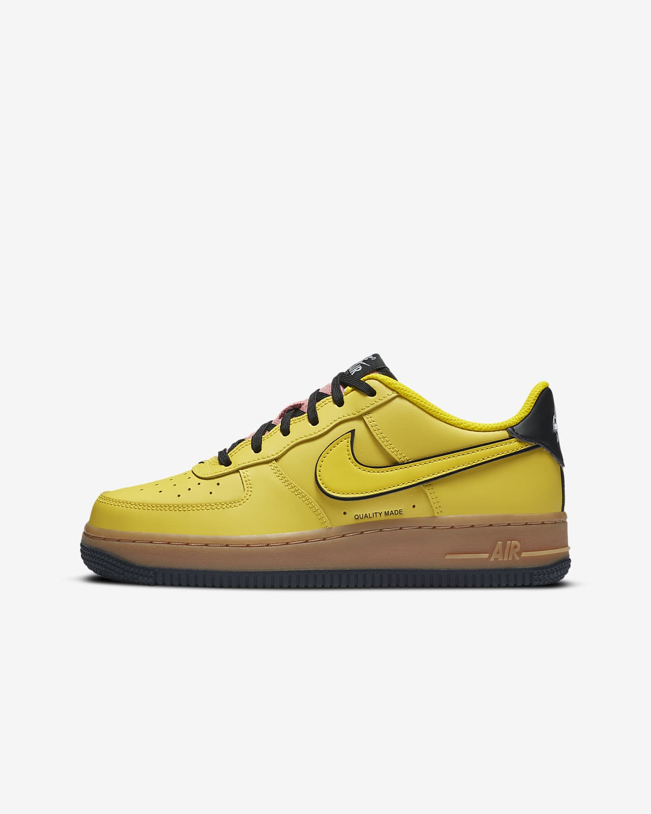 Perpetuo chatarra Precipicio  Nike Air Force 1 LV8 1 Big Kids' Shoe. Nike.com