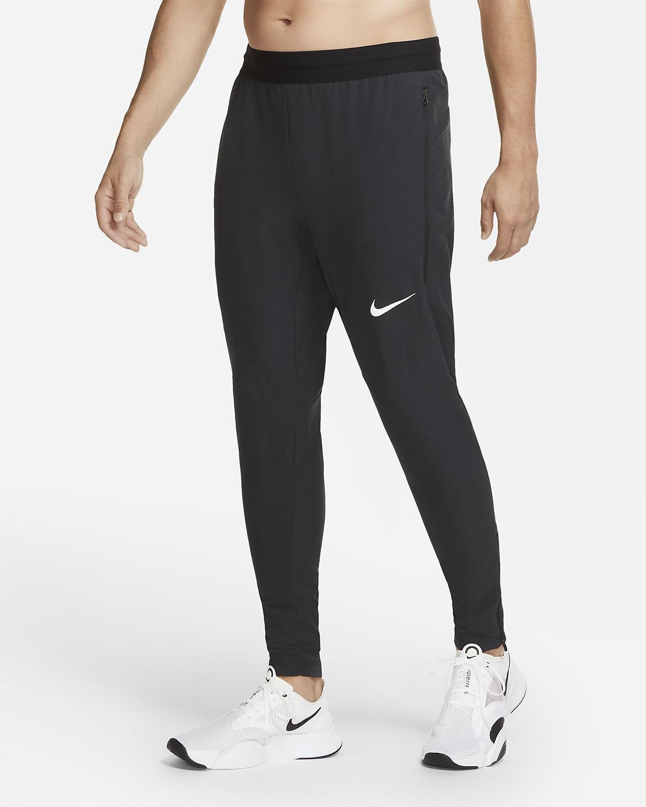 Nike Pantalons de teixit Woven amb protecció contra el mal temps d'entrenament - Home