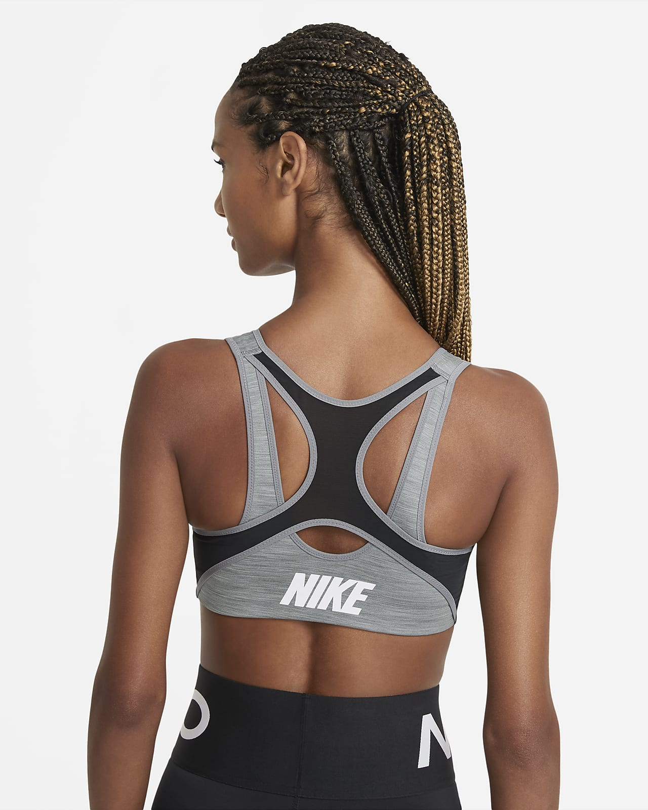 Womens Racerback Sports Bras Activewear Bra with Removable Pads Medium Impact Workout Gym Bra,Swimsuit Top