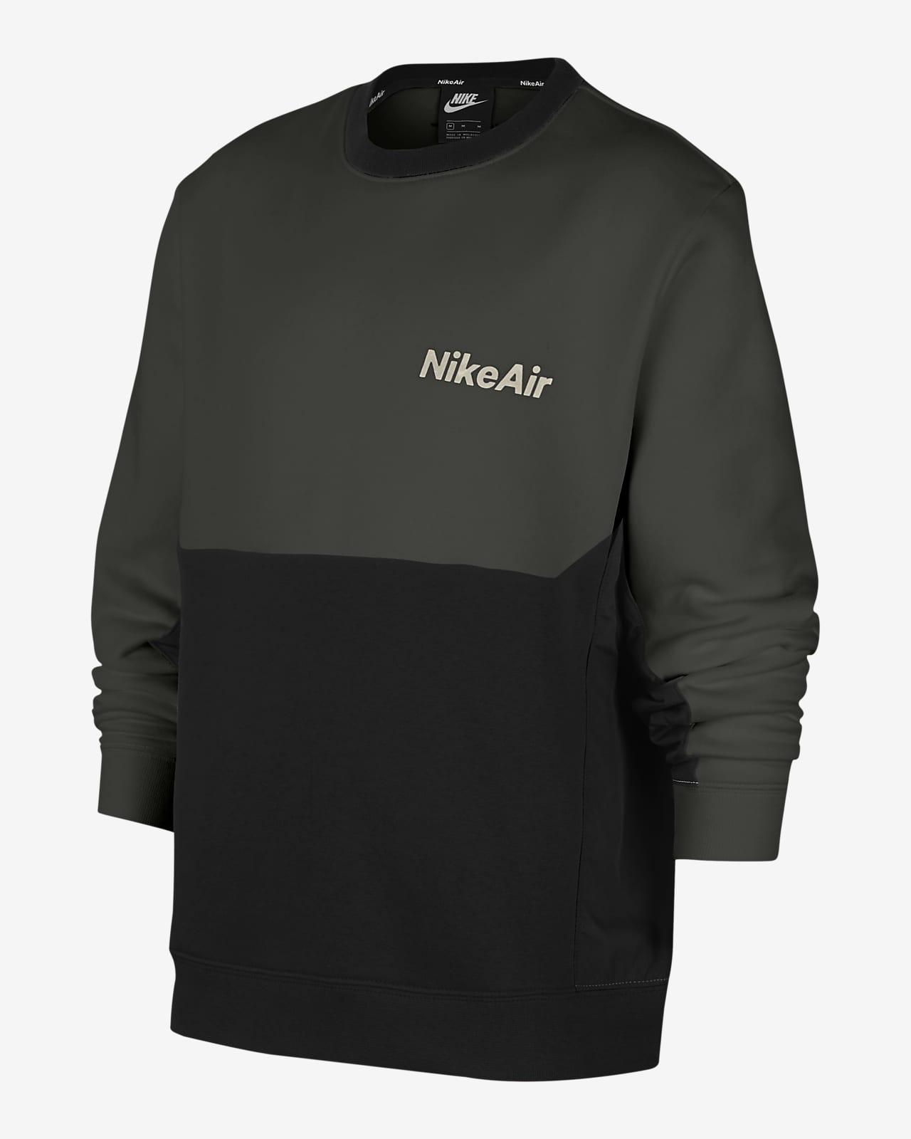 Nike Air 大童 (男童) 長袖貼身圓領上衣