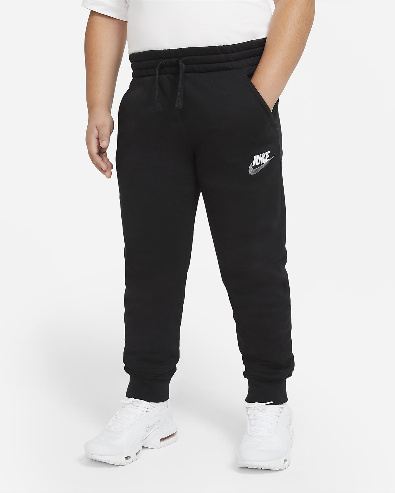 Pantalon de survêtement Nike Sportswear Club Fleece pour Garçon plus âgé (grande taille)