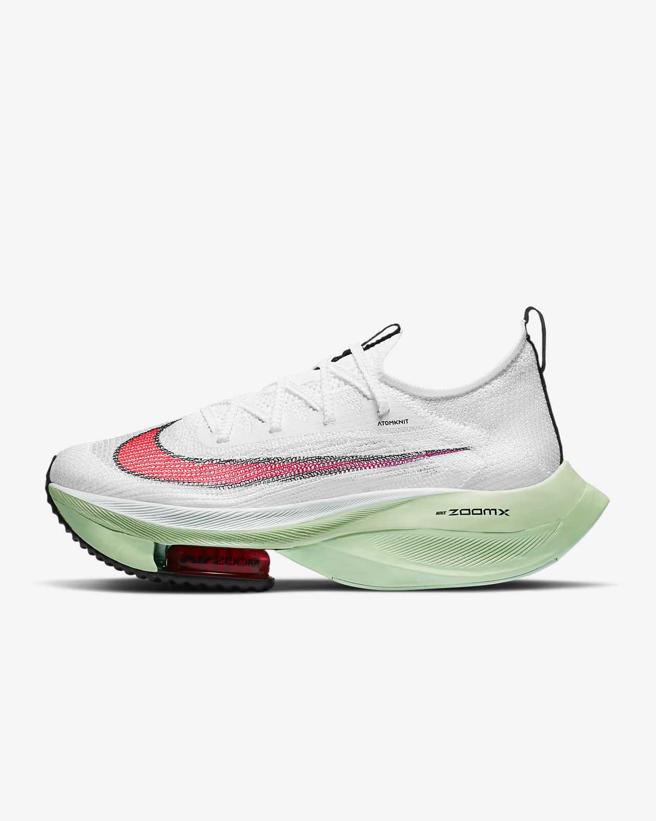 Nike Air Zoom Alphafly NEXT% Women's Racing Shoe. Nike SE
