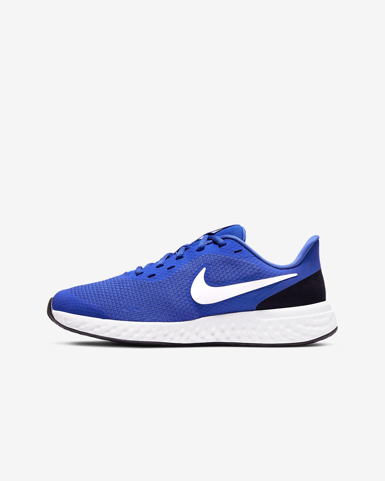 Nike Revolution 5 Big Kids' Running Shoe (Wide)