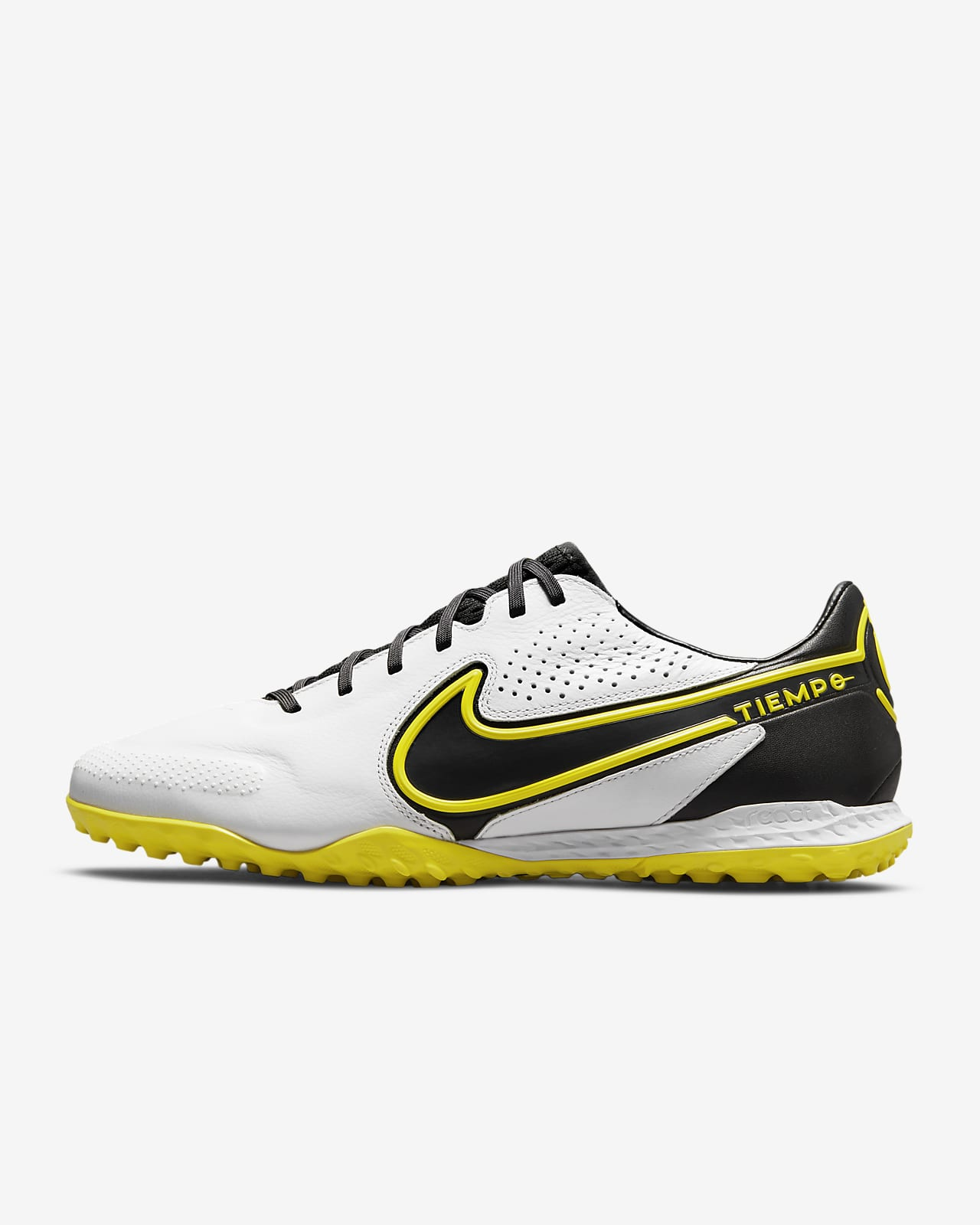 Chaussure de football pour surface synthétique Nike React Tiempo Legend9 Pro TF