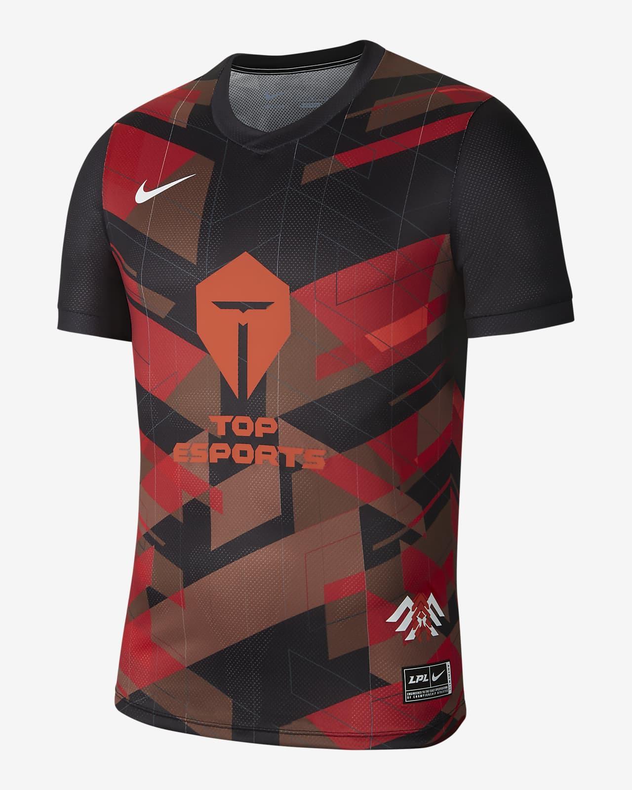 Nike x LPL TES 男子比赛服