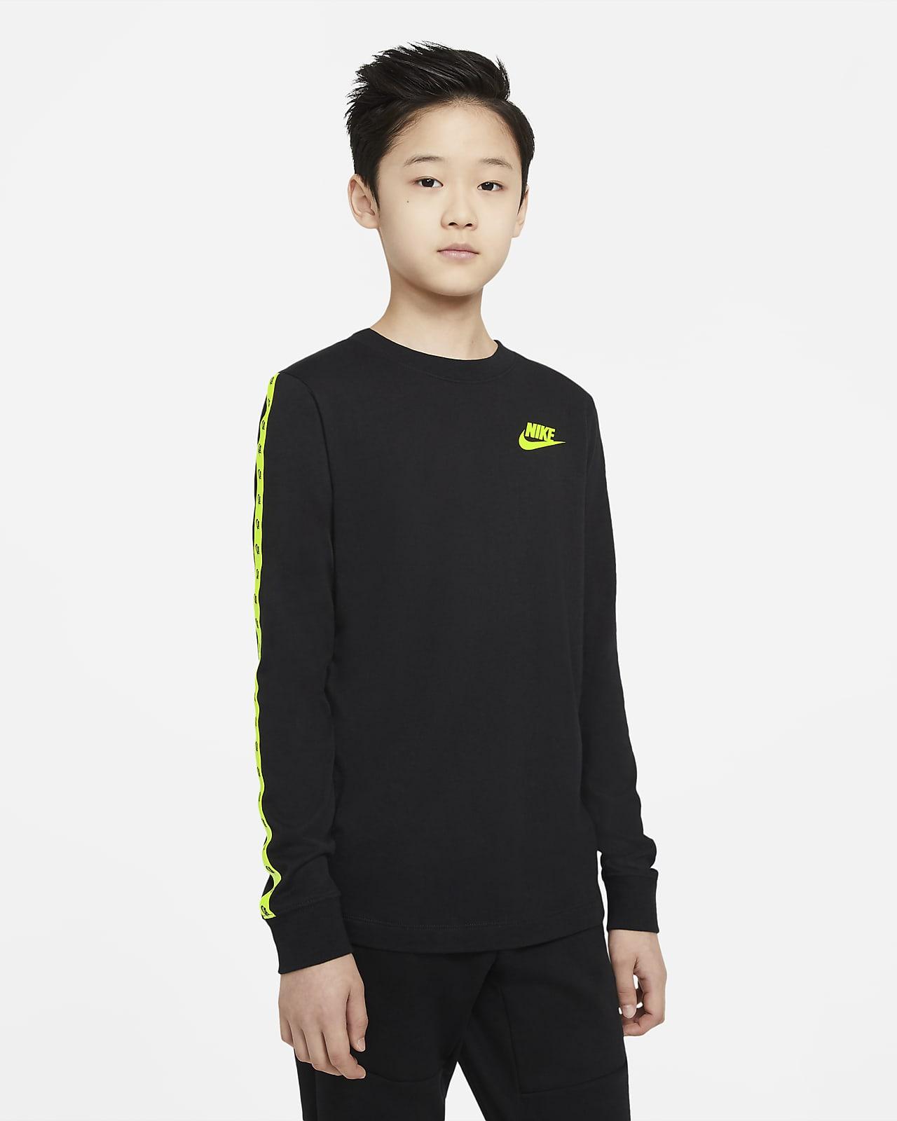 Nike Sportswear Camiseta de manga larga - Niño