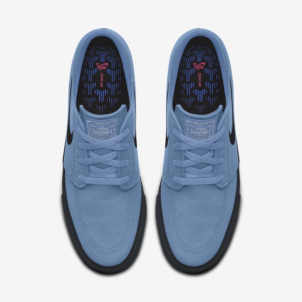 Productos lácteos representación Los invitados  Nike SB Air Zoom Janoski RM By You Men's Skate Shoe. Nike AU