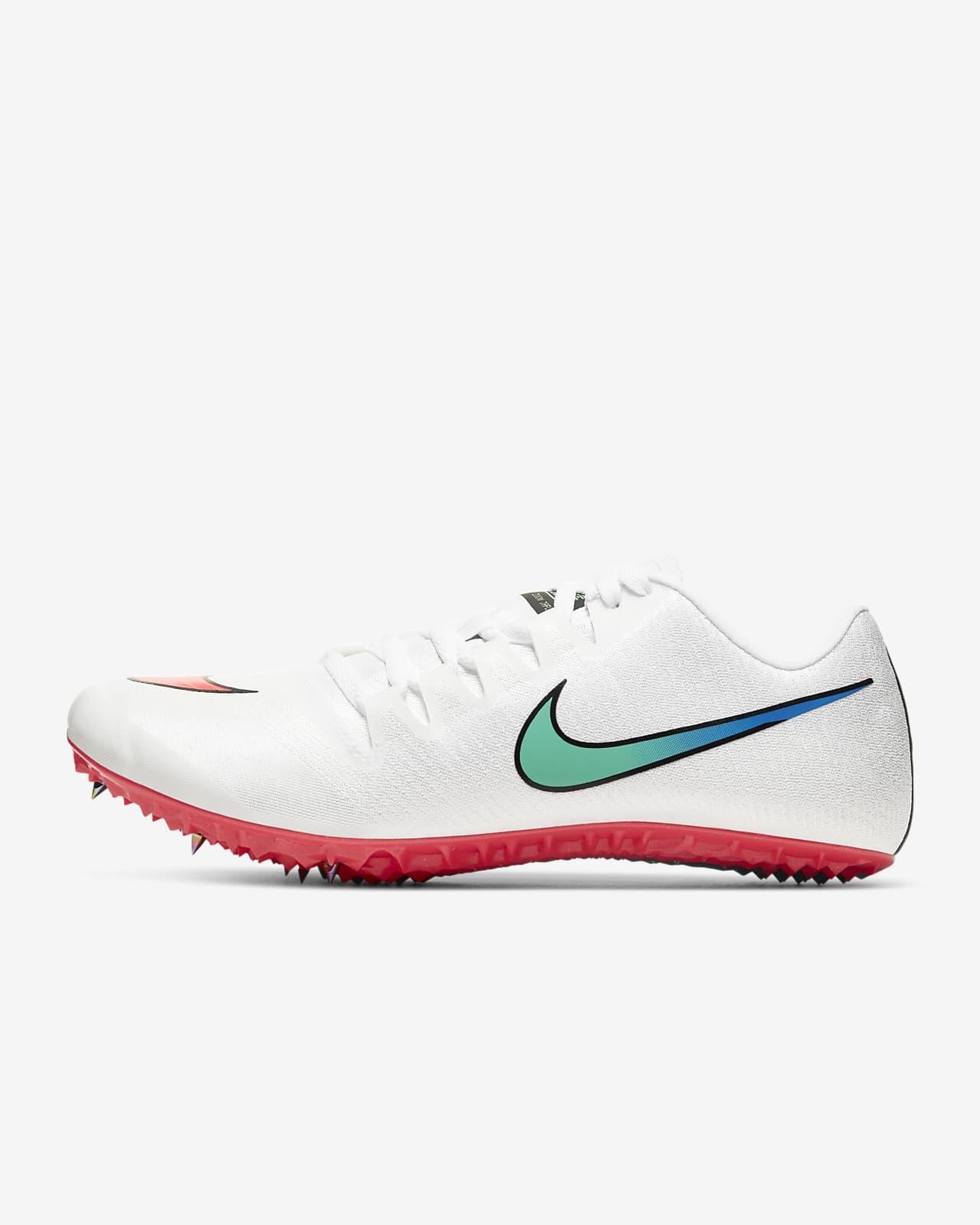 zapatos clavos atletismo nike
