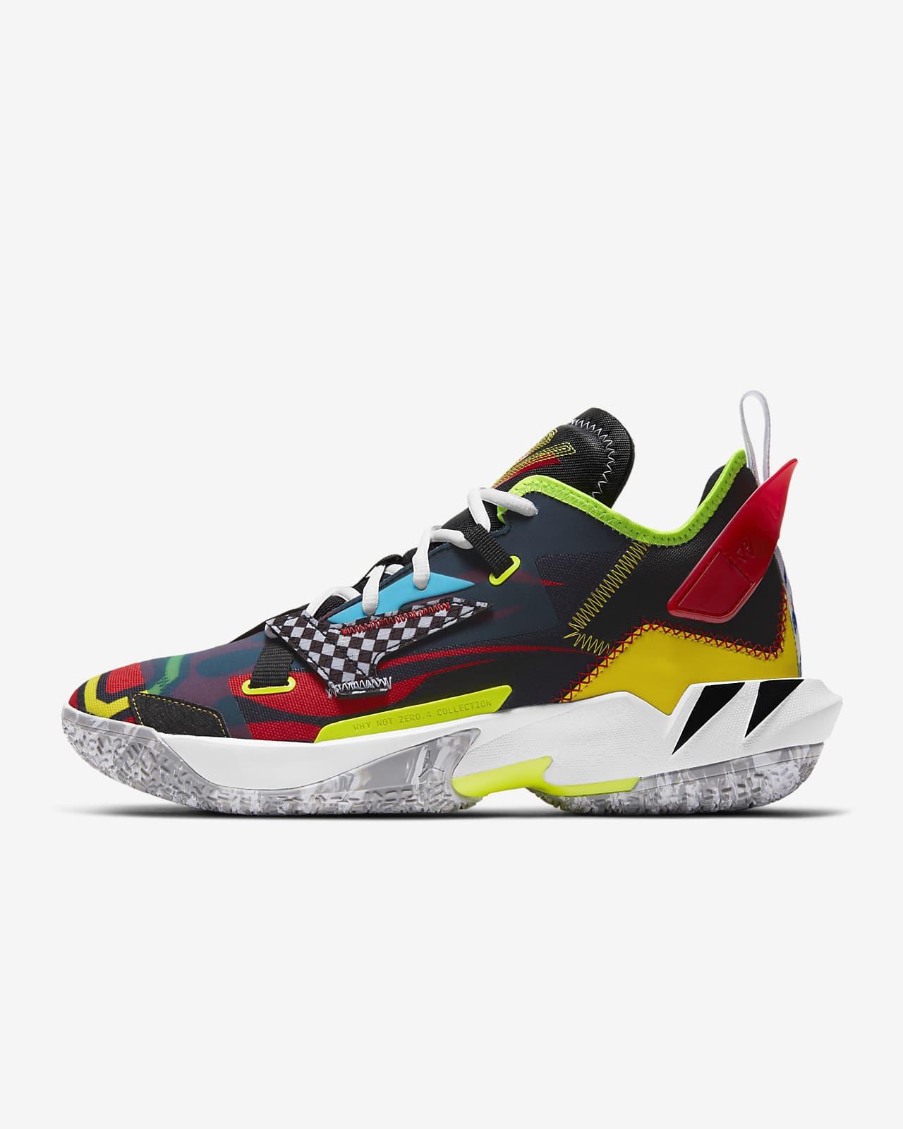 Jordan 'Why Not?' Zer0.4 'Marathon' Basketball Shoe