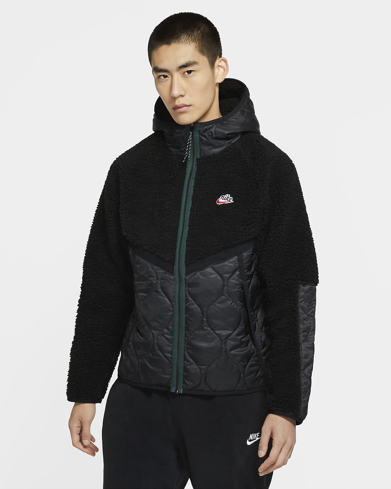 Nike Sportswear Heritage 男子夹克