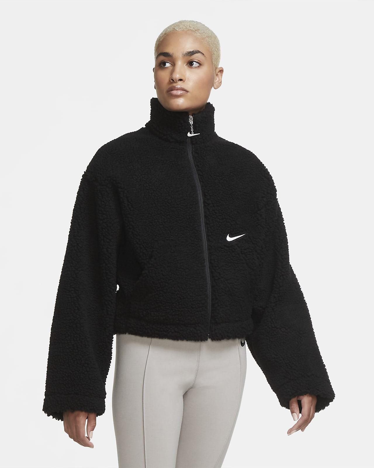 Chamarra para mujer Nike Sportswear Swoosh