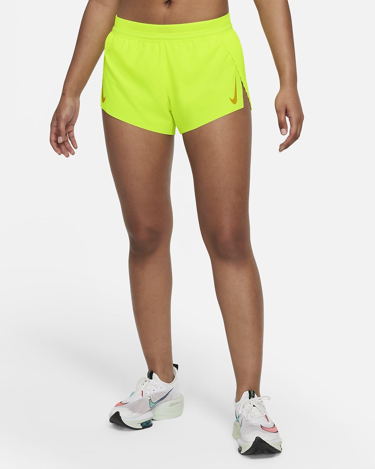 Nike AeroSwift løpeshorts til dame
