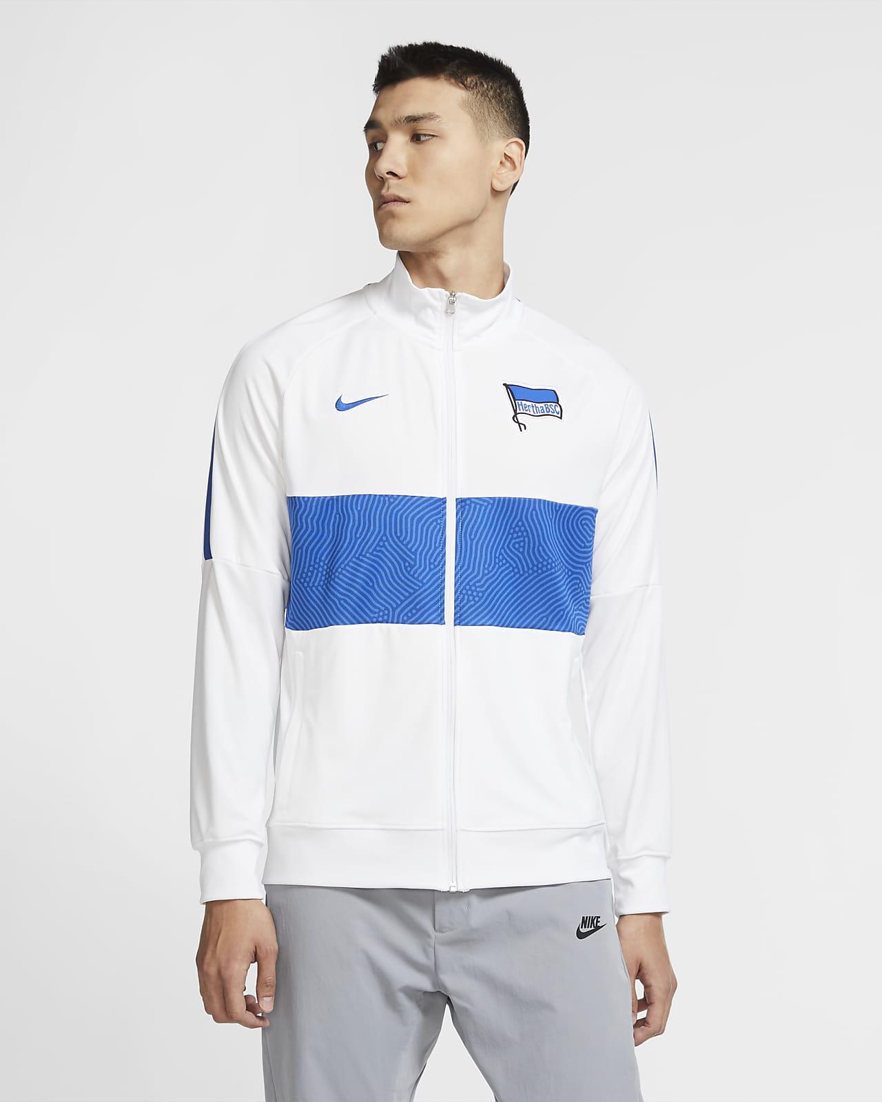Hertha BSC Fußball-Track-Jacket für Herren