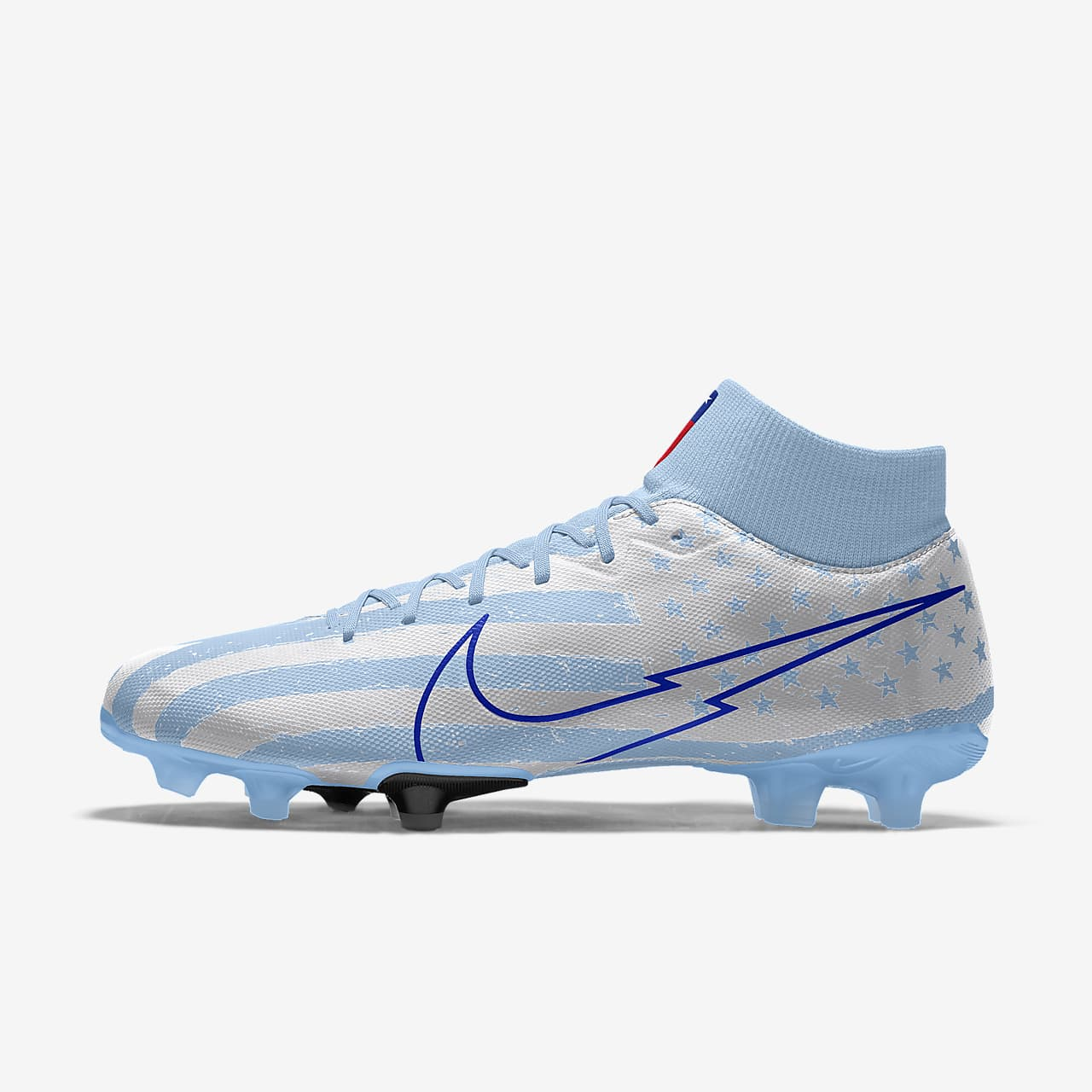 Nike Mercurial Superfly 7 Academy By You Custom Soccer Cleat