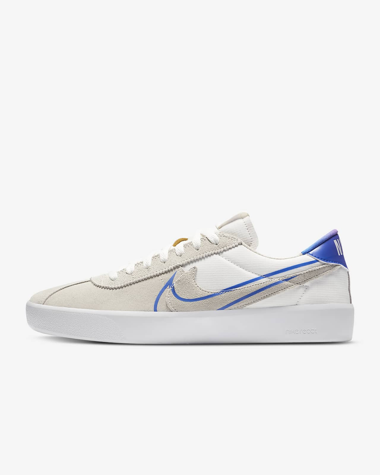 รองเท้าสเก็ตบอร์ด Nike SB Bruin React T