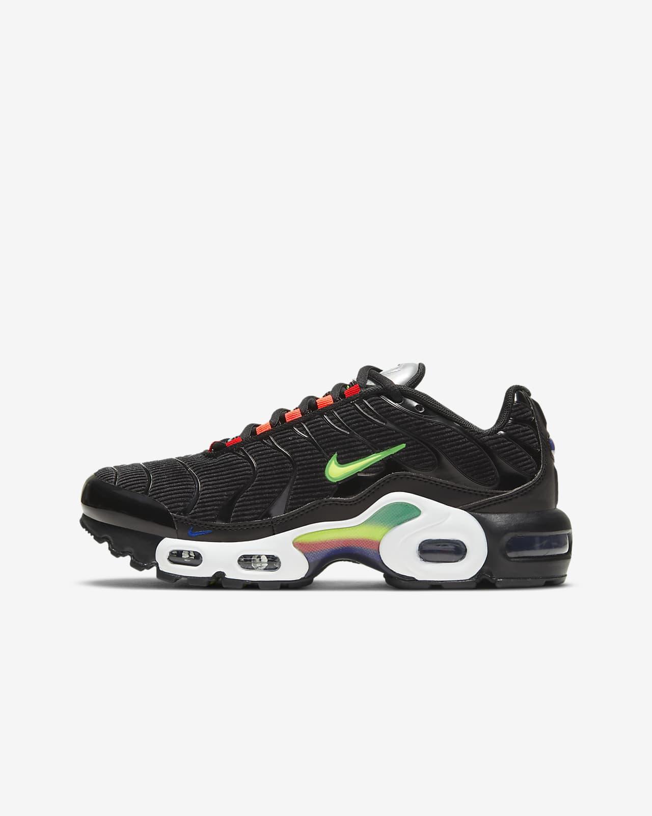 Nike Air Max Plus EOI Big Kids' Shoe