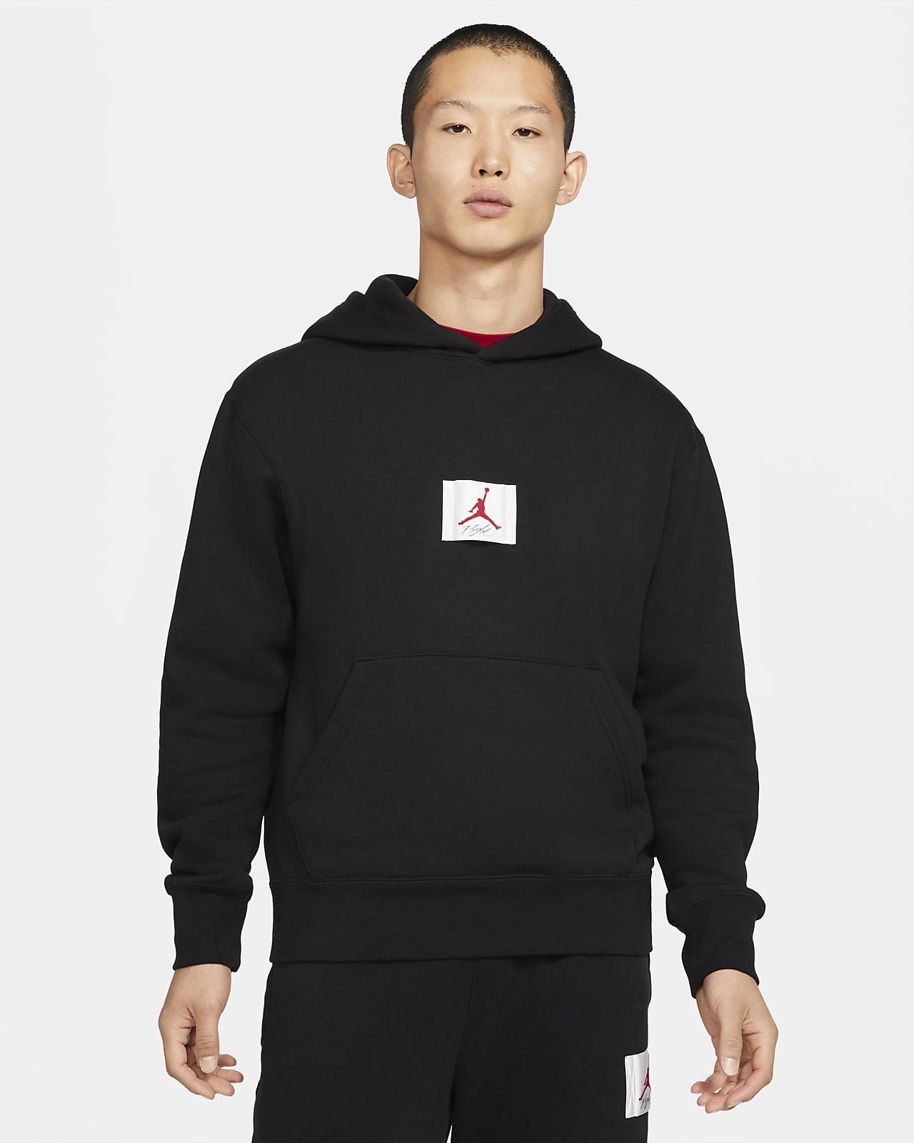 Jordan Flight Men's Graphic Pullover Hoodie