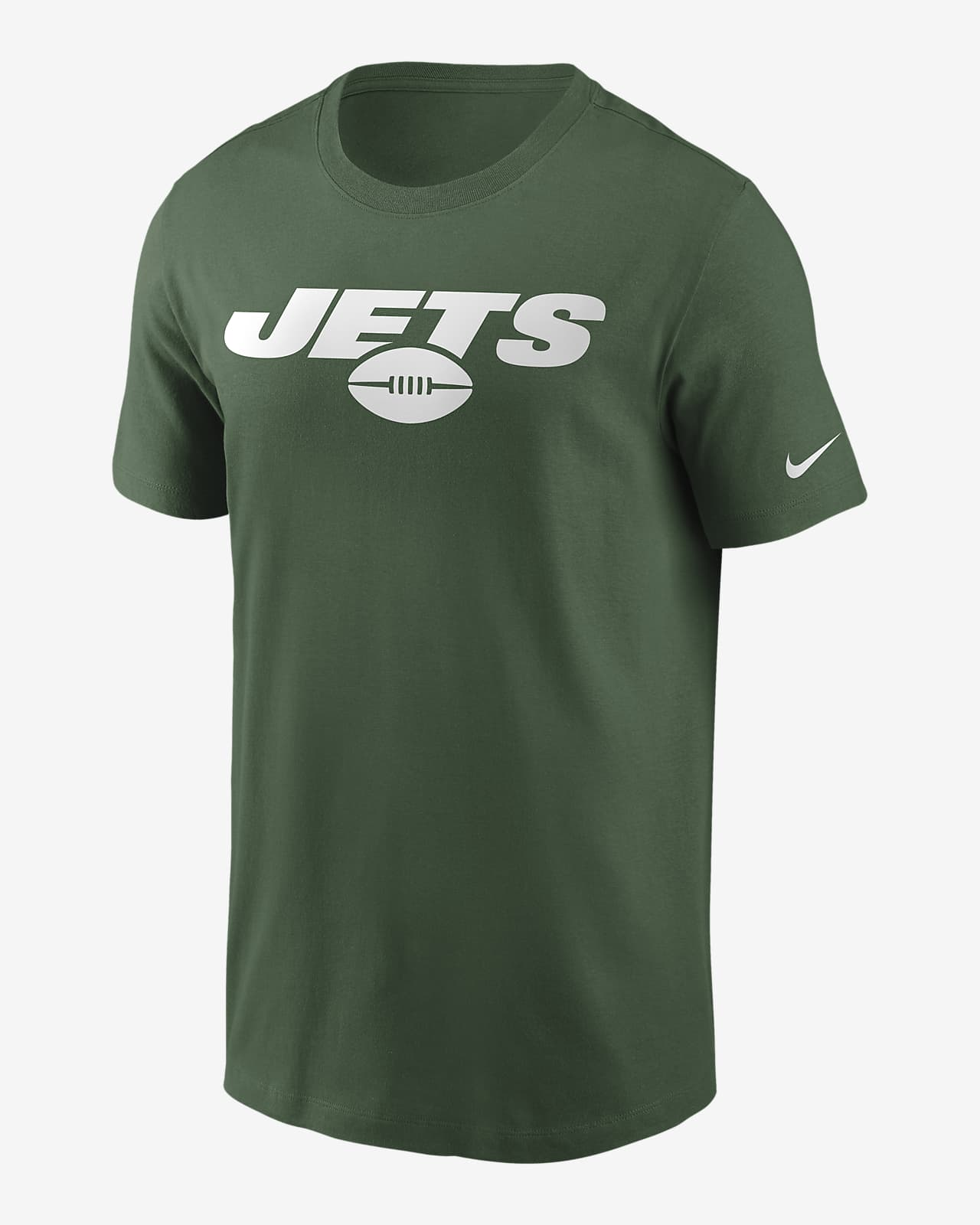 fumo In bocca al lupo Affermare  Nike (NFL Jets) Men's T-Shirt. Nike.com