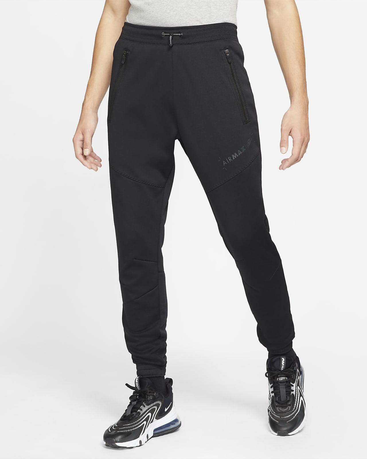 Nike Sportswear Air Max Men's Fleece Trousers. Nike AT