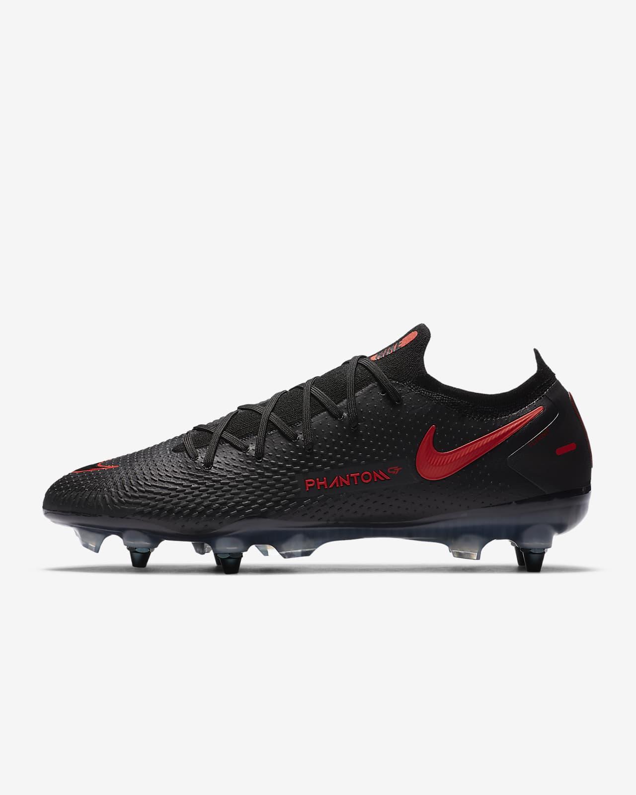 Chaussure de football à crampons pour terrain gras Nike Phantom GT Elite SG Pro AC