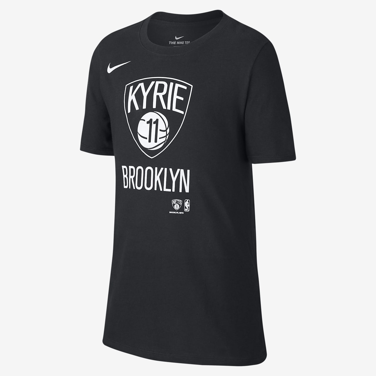 Kyrie Irving Nets Nike Dri-FIT NBA-T-Shirt für ältere Kinder