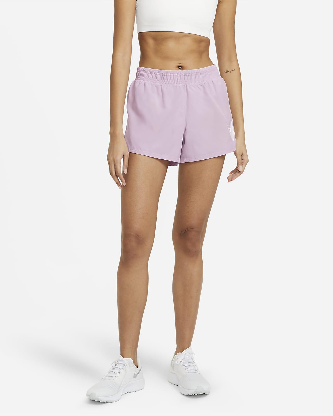Shorts de running para mujer Nike Swoosh Run