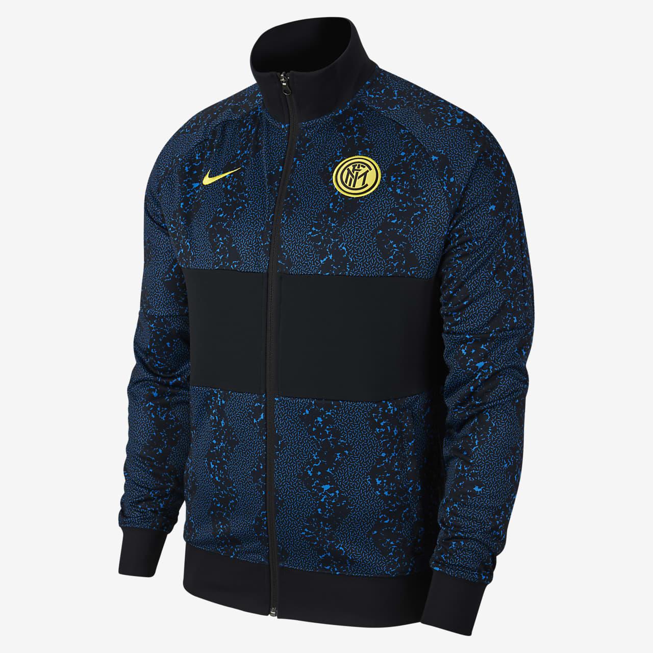 marca negocio mezcla  Inter de Milán Chaqueta de chándal de fútbol - Hombre. Nike ES