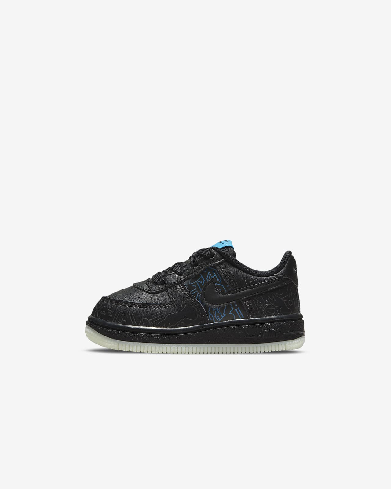 Nike Force 1 x Space Jam: A New Legacy Baby/Toddler Shoes