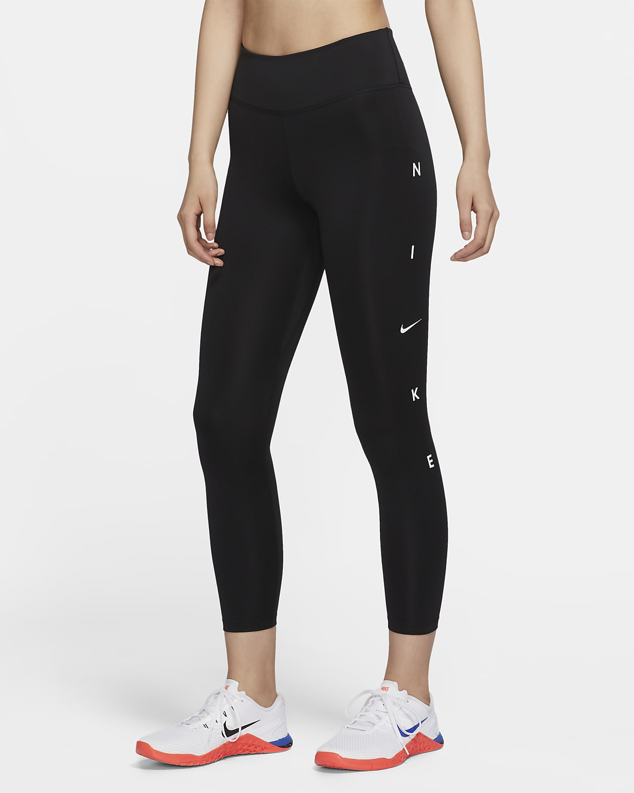 Nike One Women's 7/8 Graphic Tights