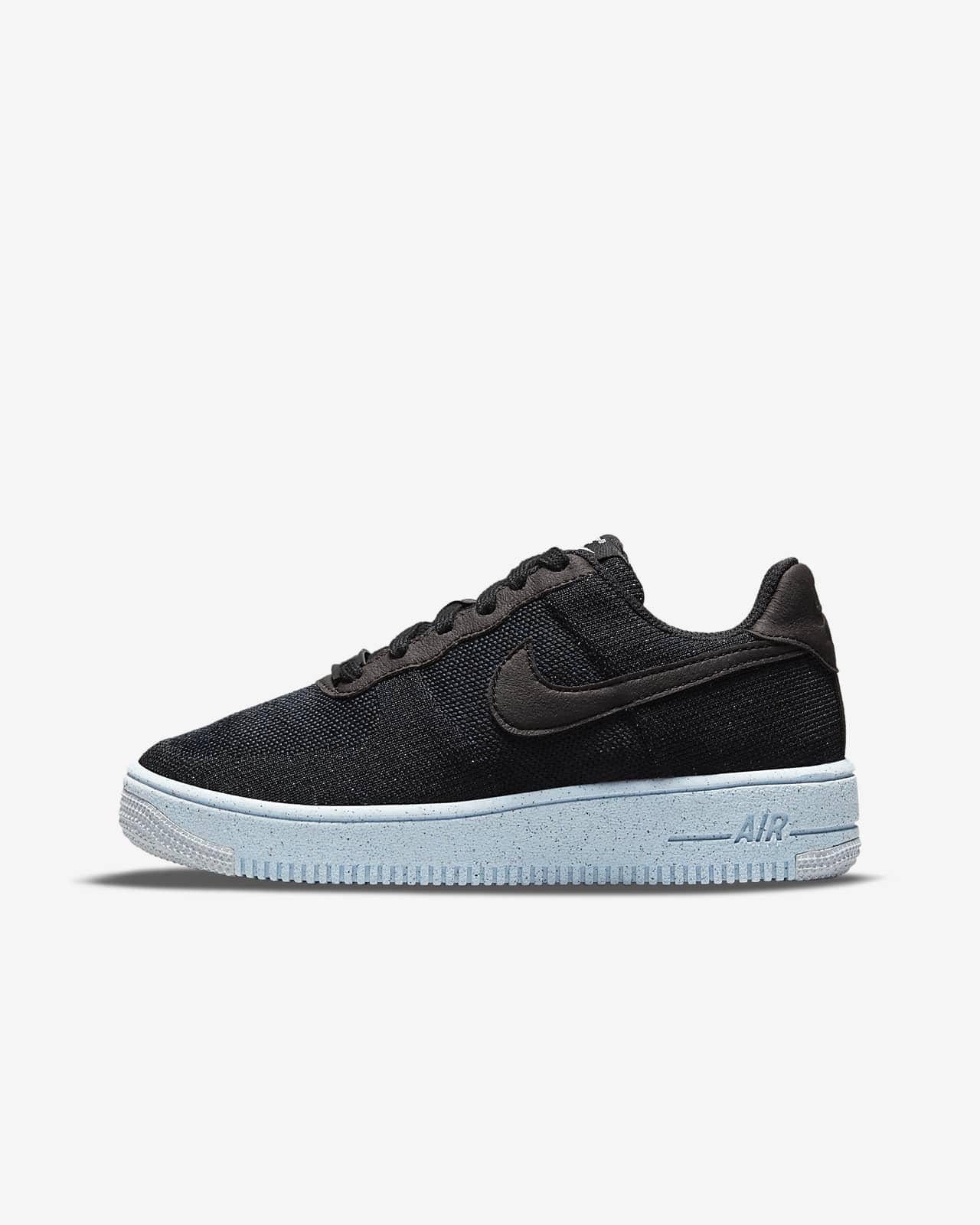 Chaussure Nike Air Force 1 Crater Flyknit pour Enfant plus âgé