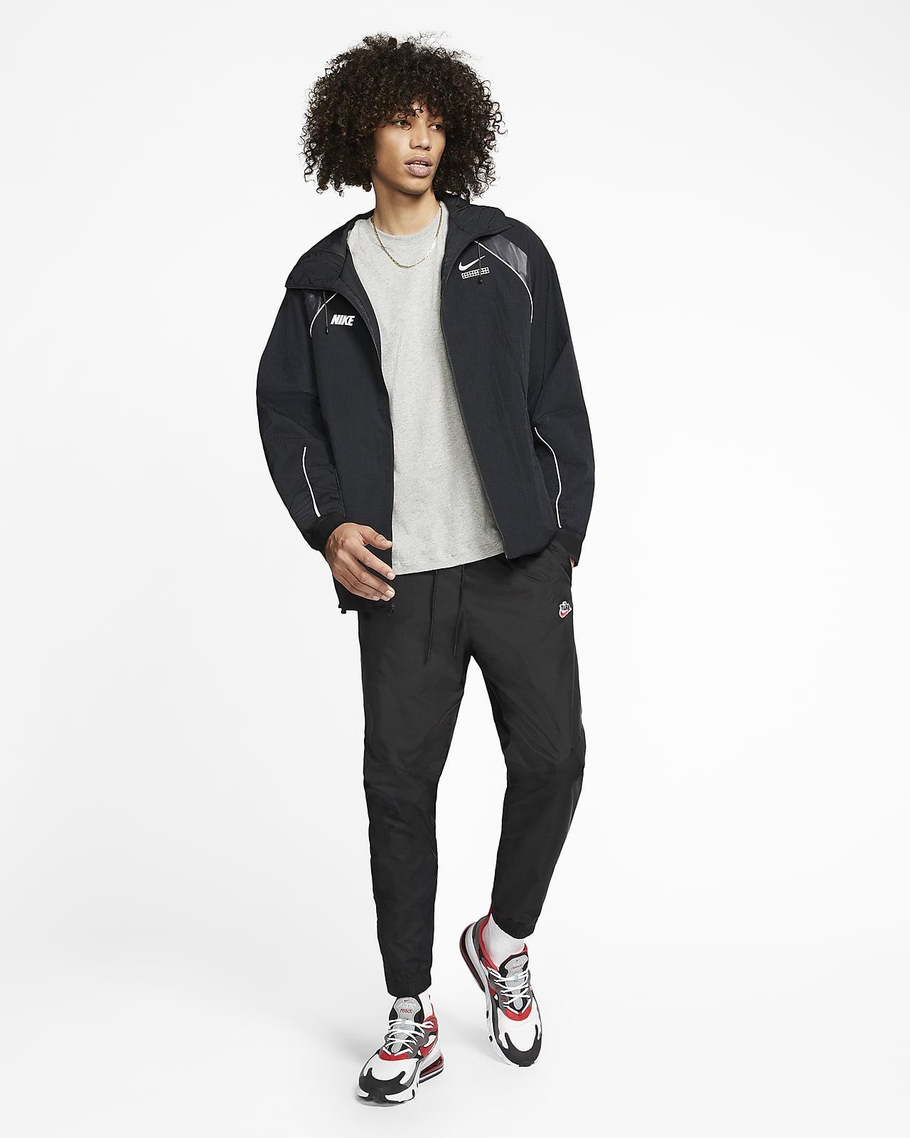 Veste tissée Nike Sportswear DNA pour Homme