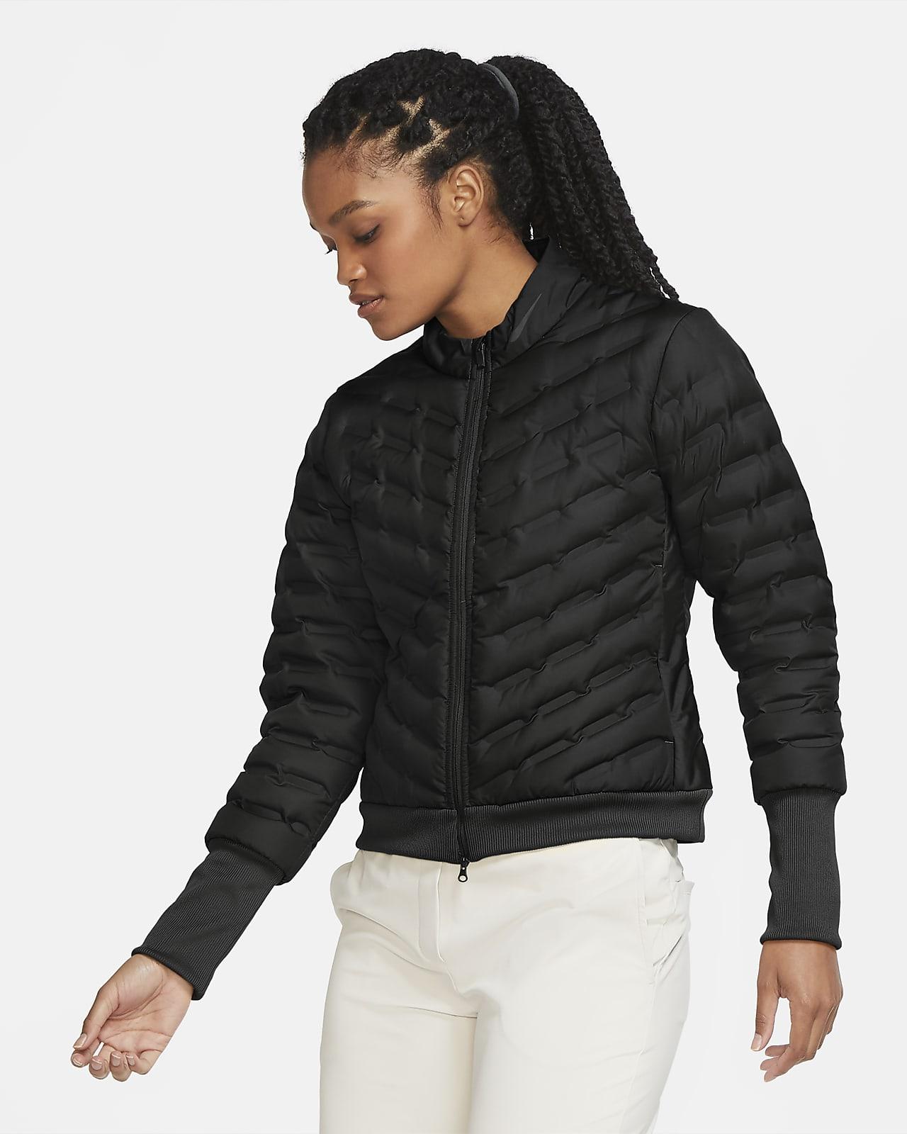 Nike AeroLoft Repel Women's Full-Zip Golf Jacket