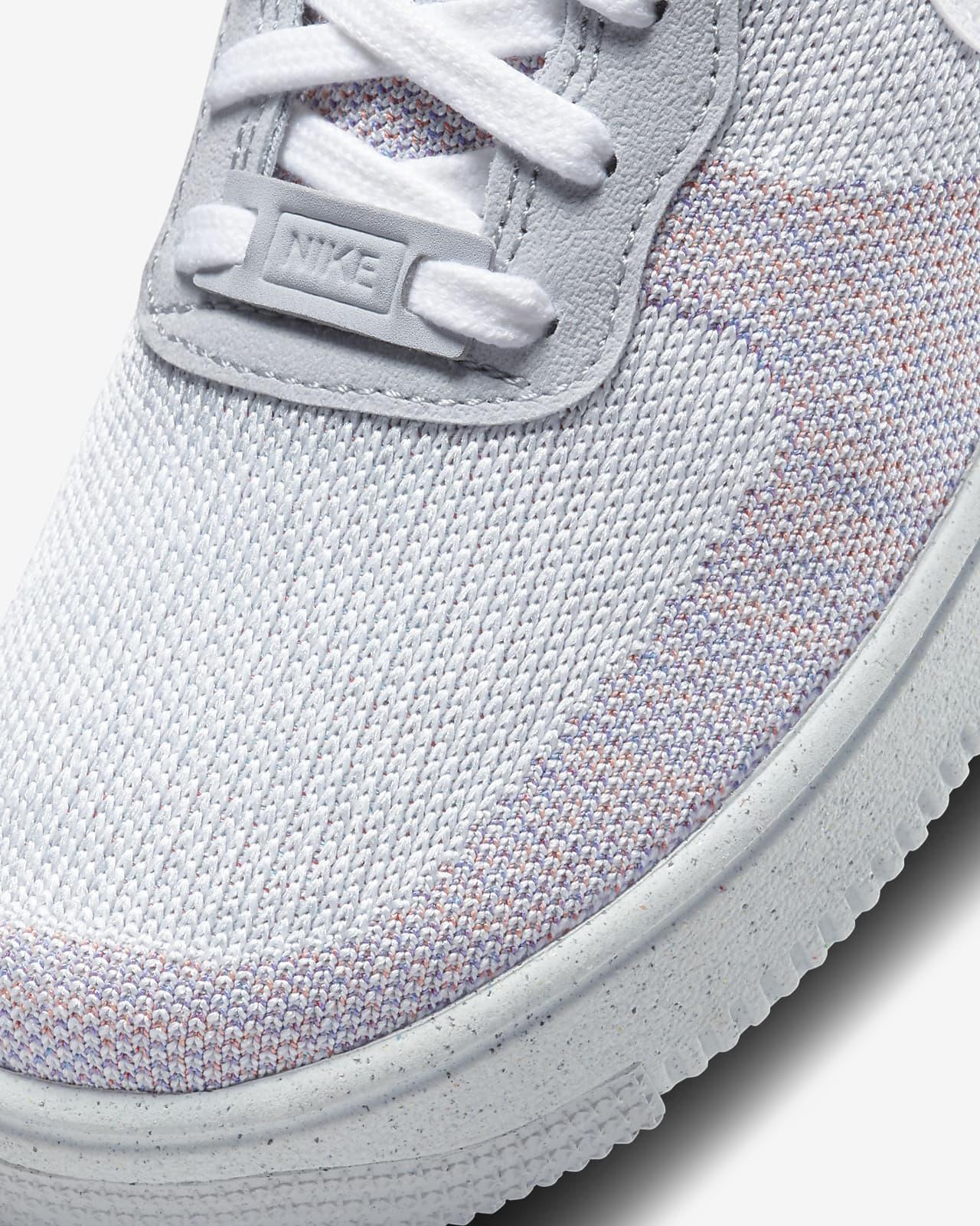 Chaussure Nike Air Force 1 Crater Flyknit pour Enfant plus âgé ...