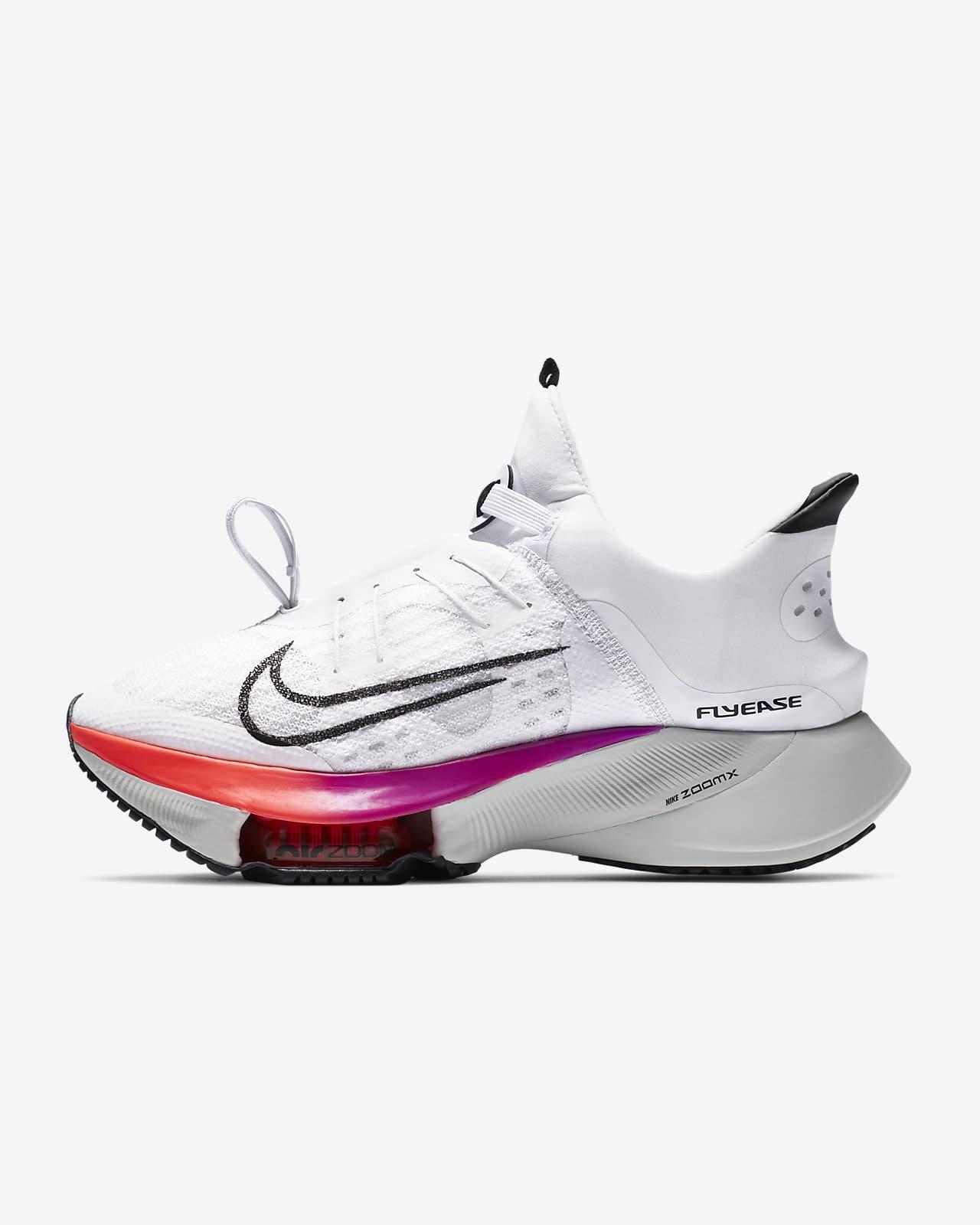 Nike Air Zoom Tempo NEXT% FlyEase-løbesko til kvinder