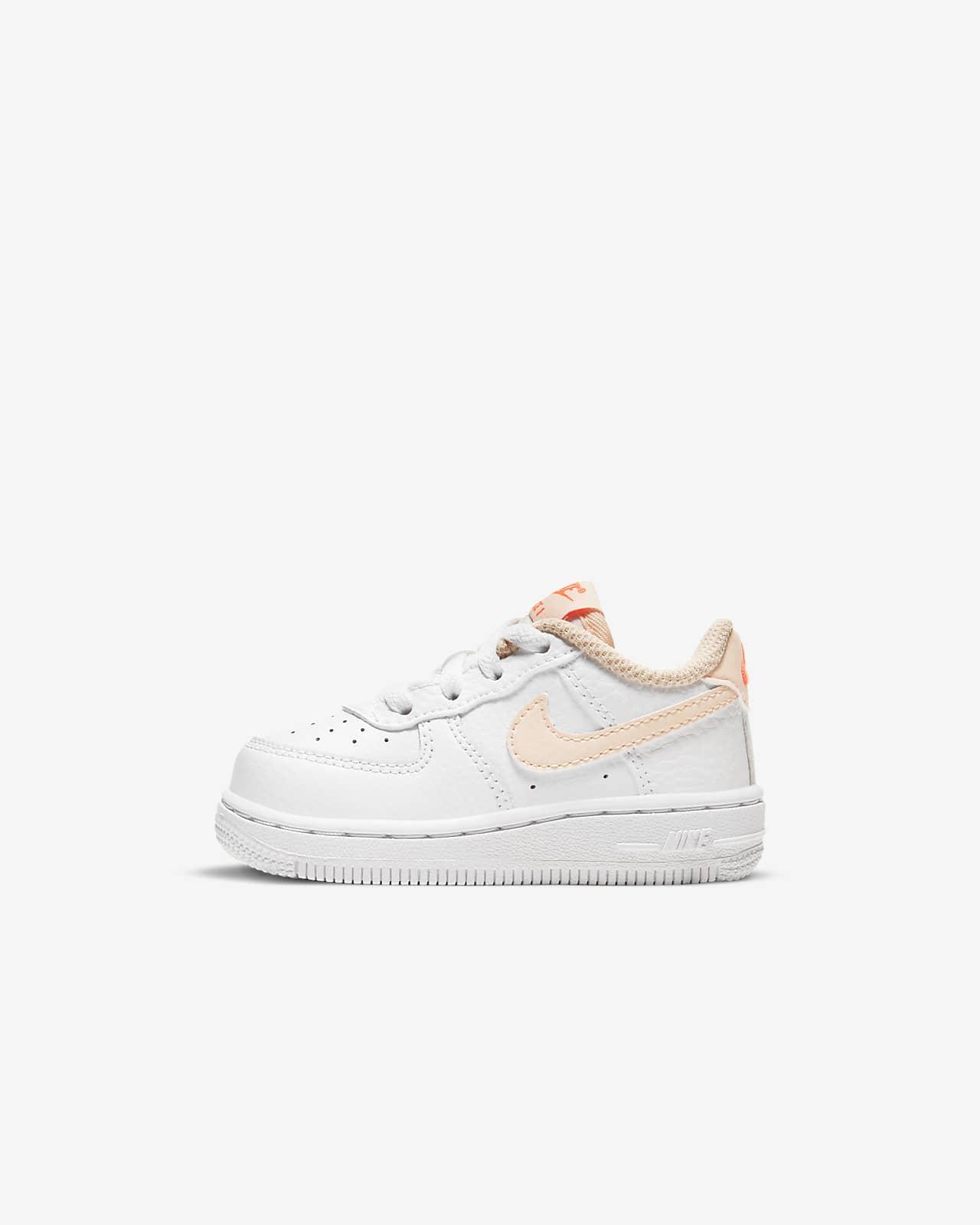 Nike Force 1 Baby/Toddler Shoe