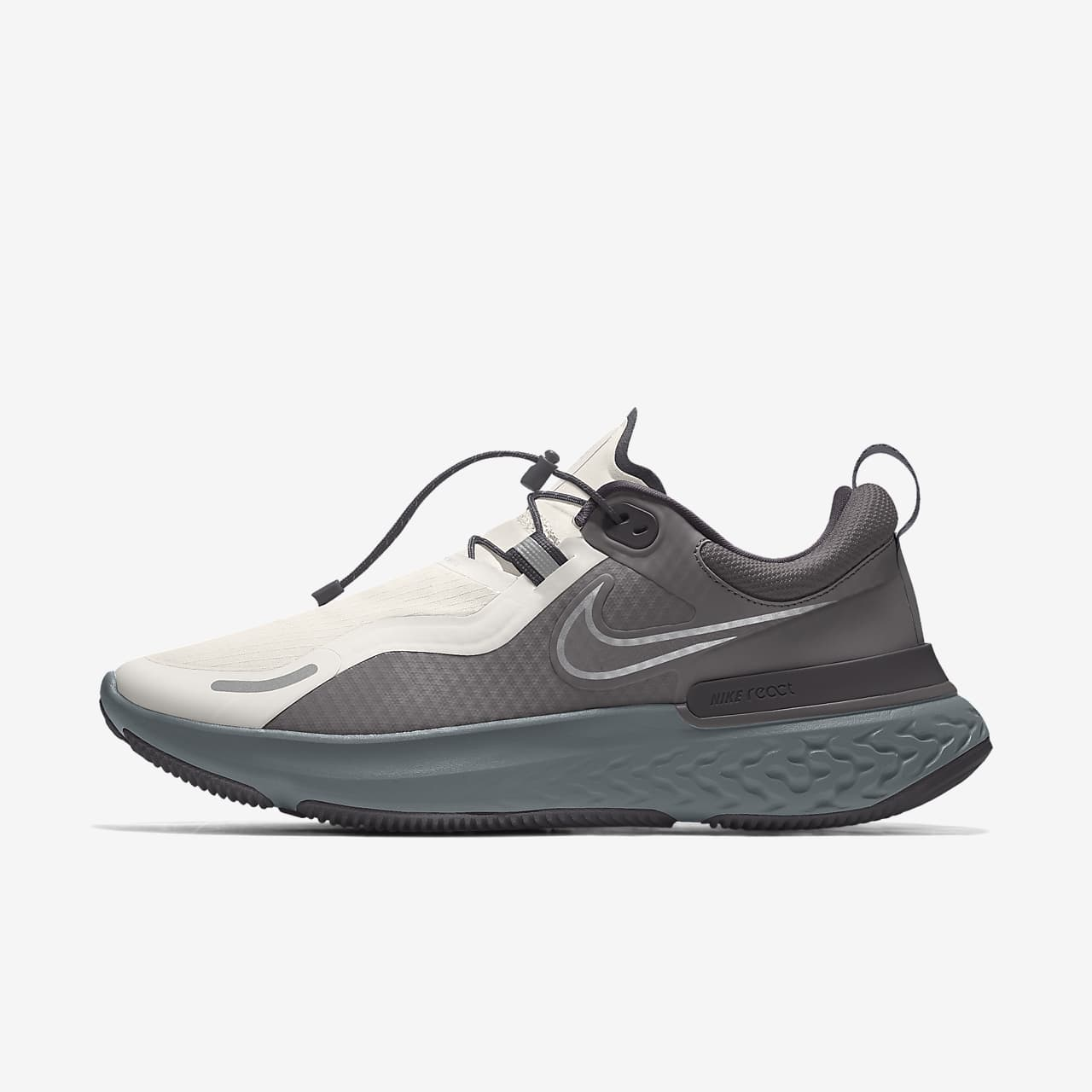 Nike React Miler Shield By You Custom Running Shoe