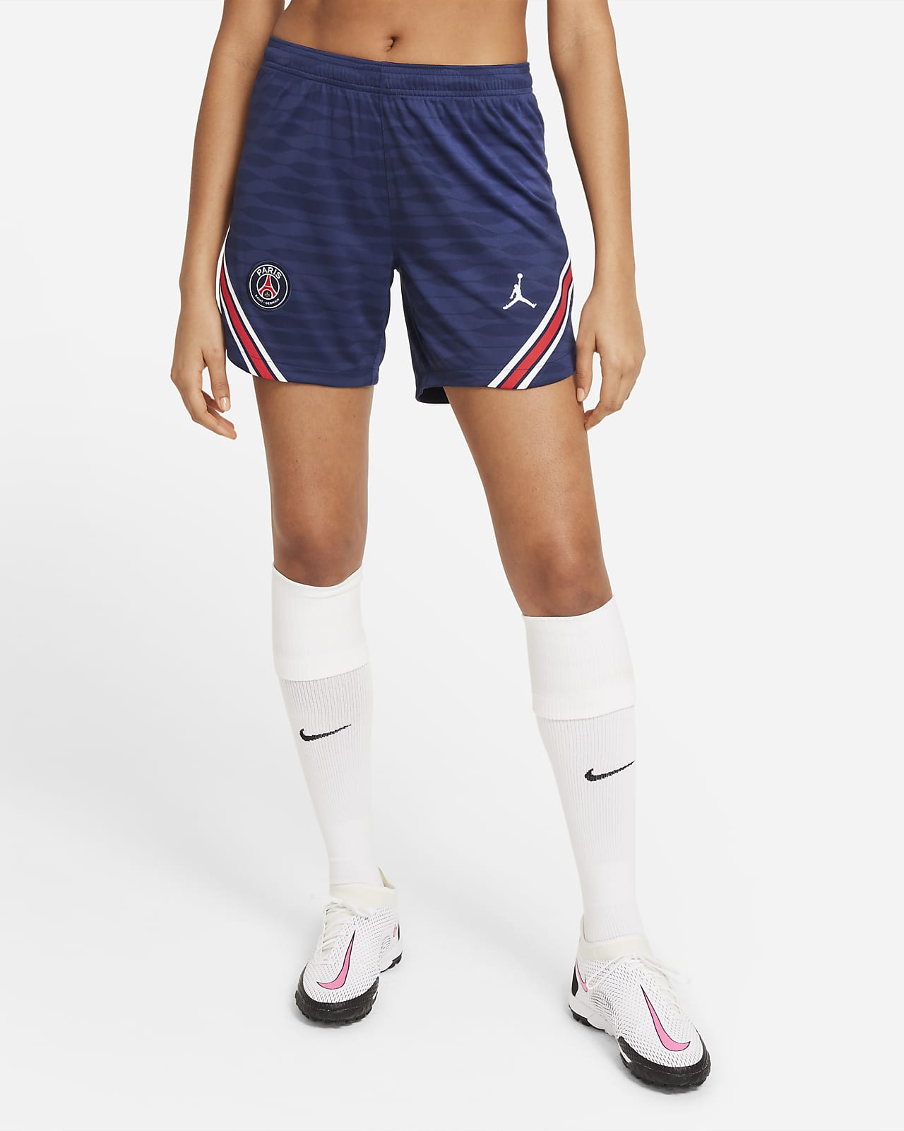 Paris Saint-Germain Strike Women's Nike Dri-FIT Football Shorts