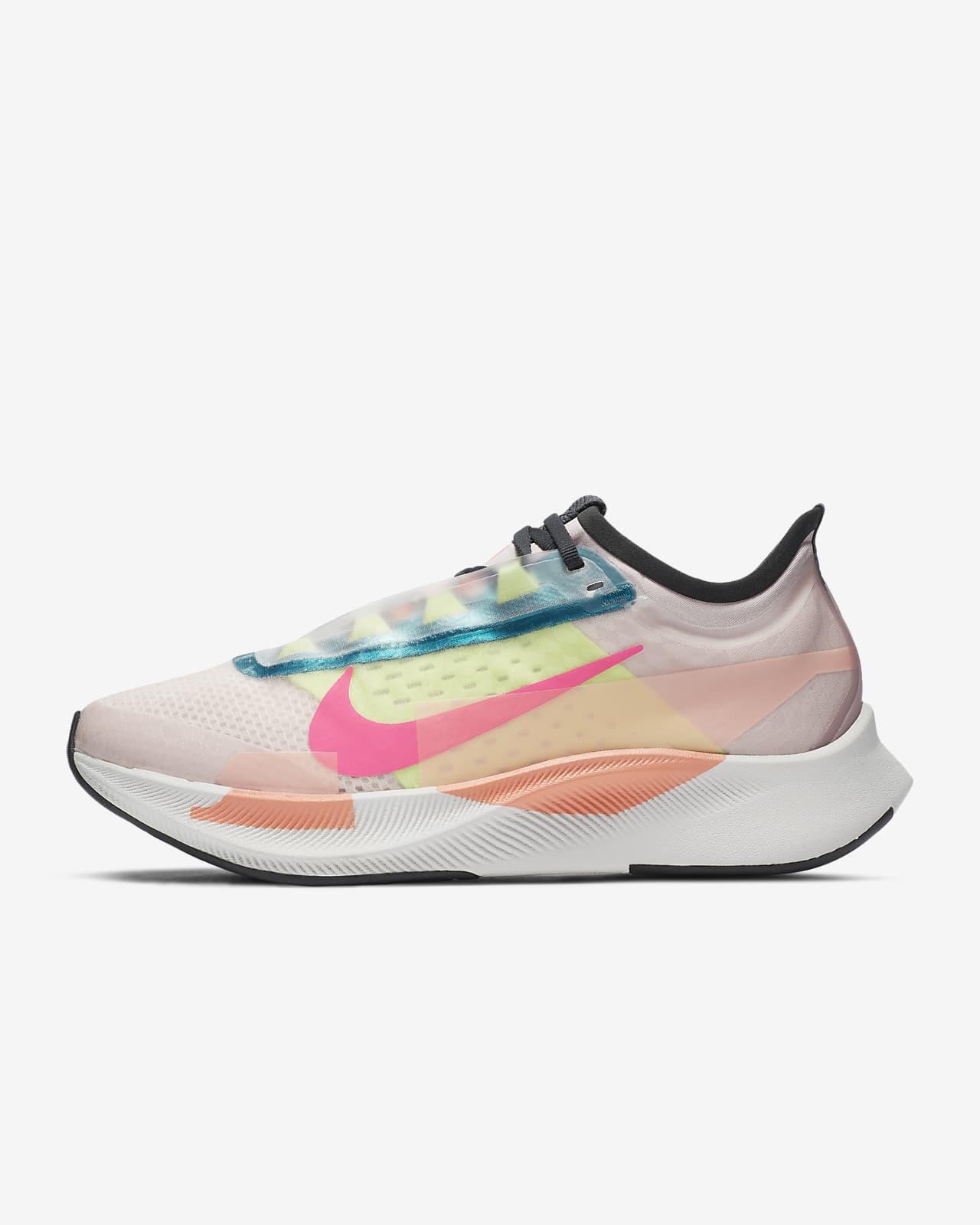 nike womens running shoes pink