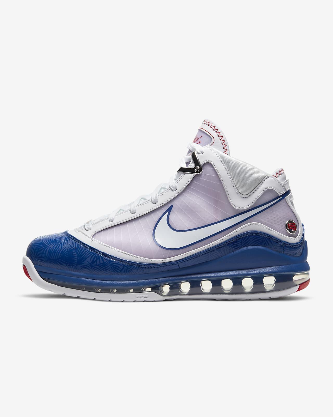 """LeBron 7 """"Baseball Blue"""" Men's Shoe"""
