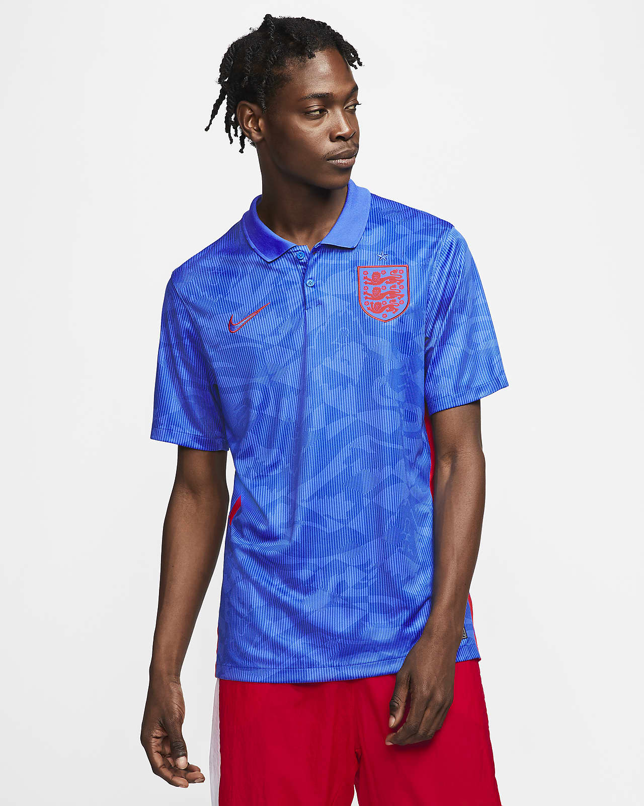 2020 赛季英格兰队客场球迷版男子足球球衣