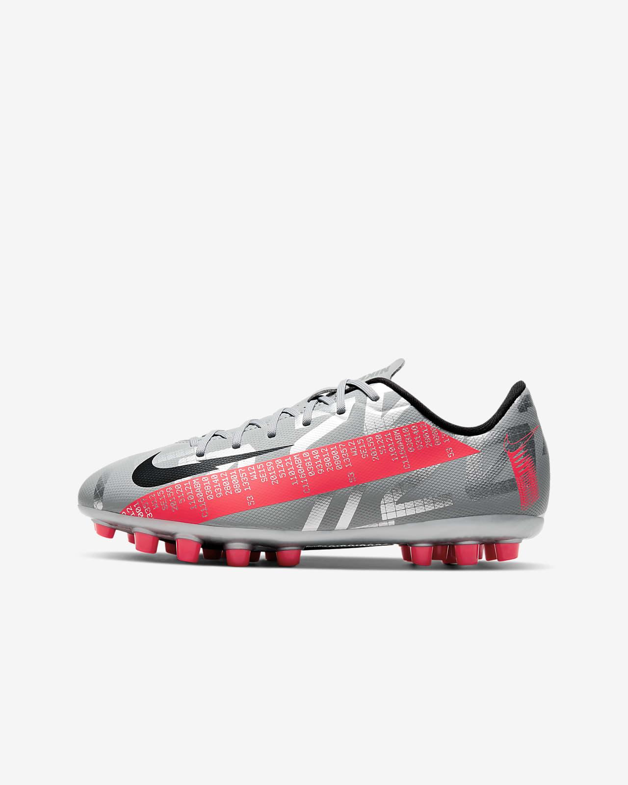 Nike Jr. Mercurial Vapor 13 Academy AG Kids' Artificial-Grass Football Boot