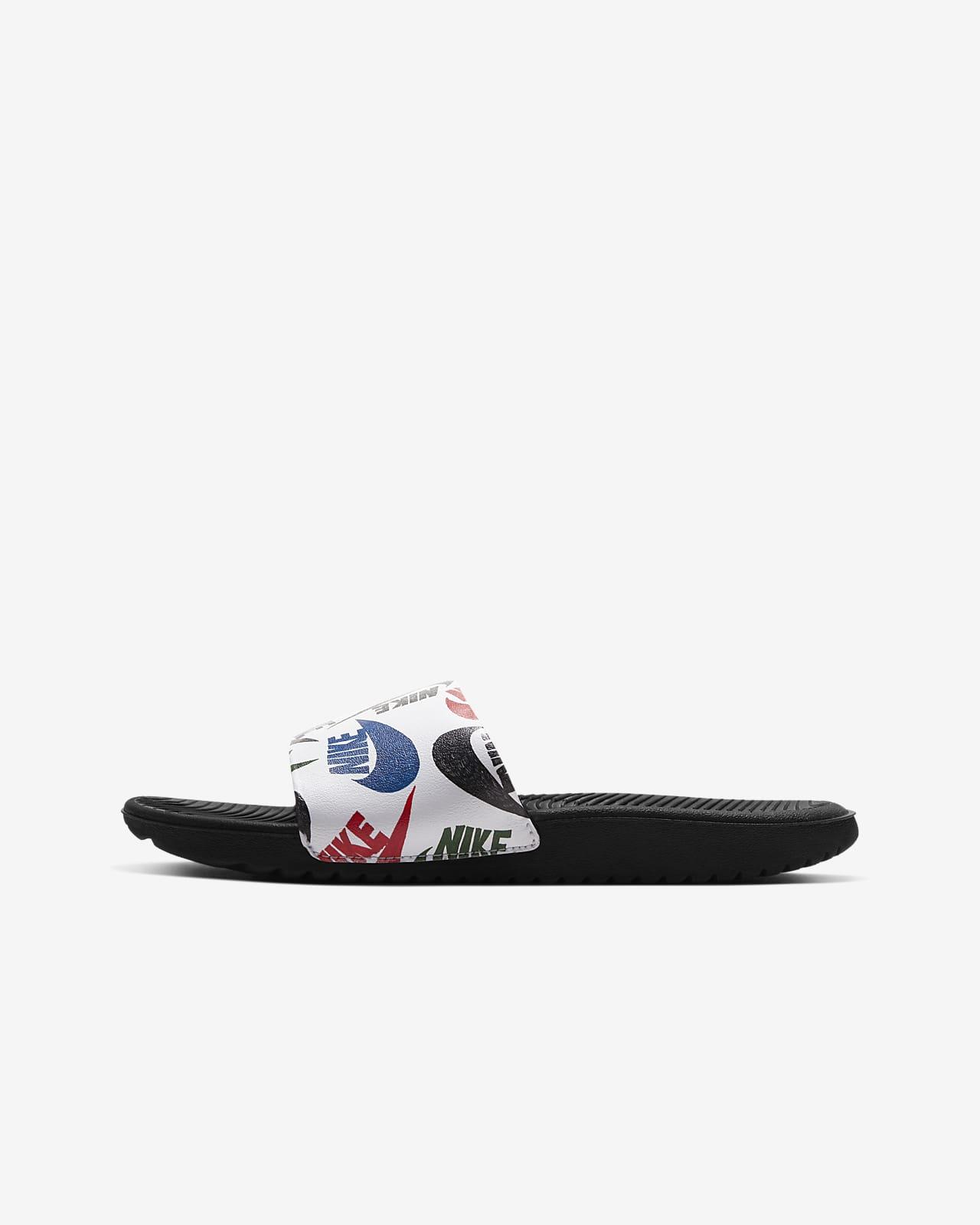 Nike Kawa SE JDI Küçük/Genç Çocuk Terliği