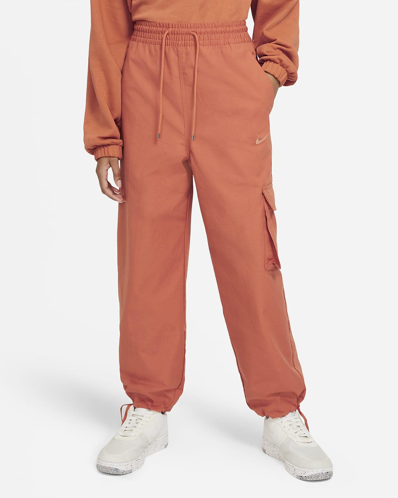 Pantalones cargo para mujer Nike Sportswear Icon Clash