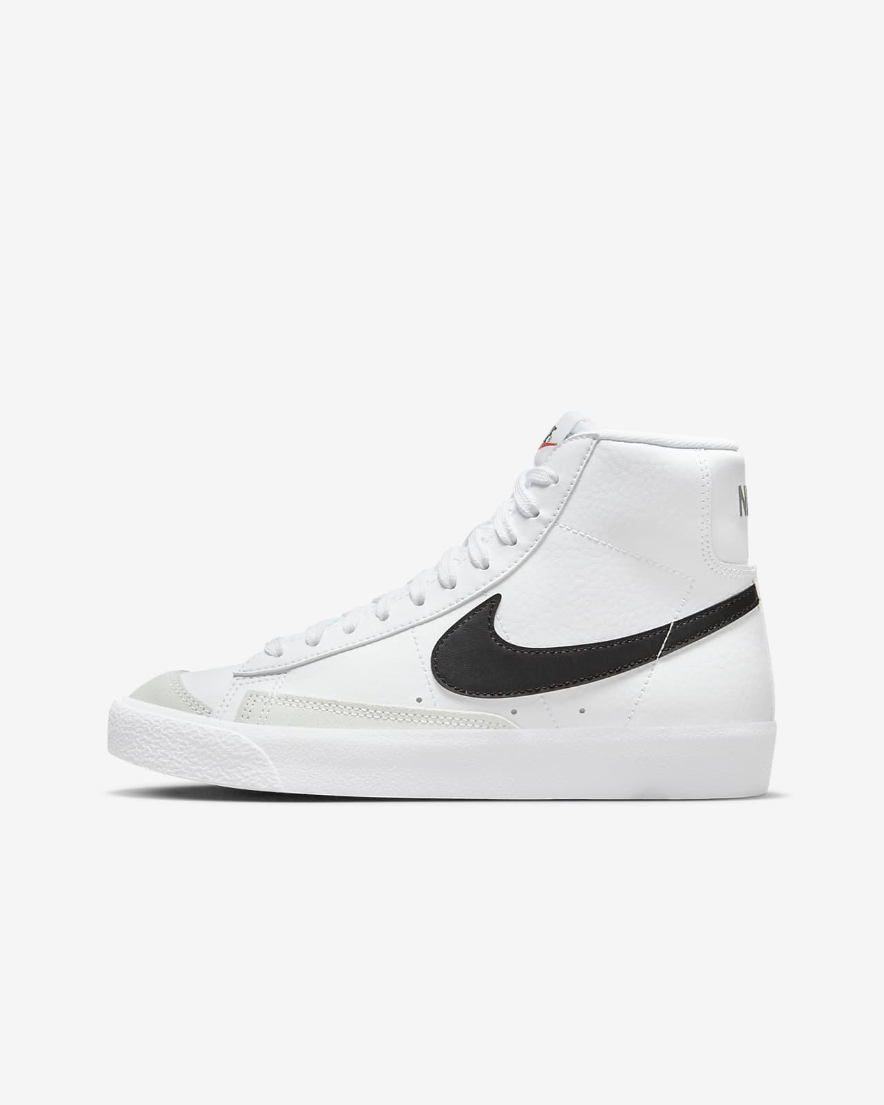 Nike Blazer Mid '77 Genç Çocuk Ayakkabısı