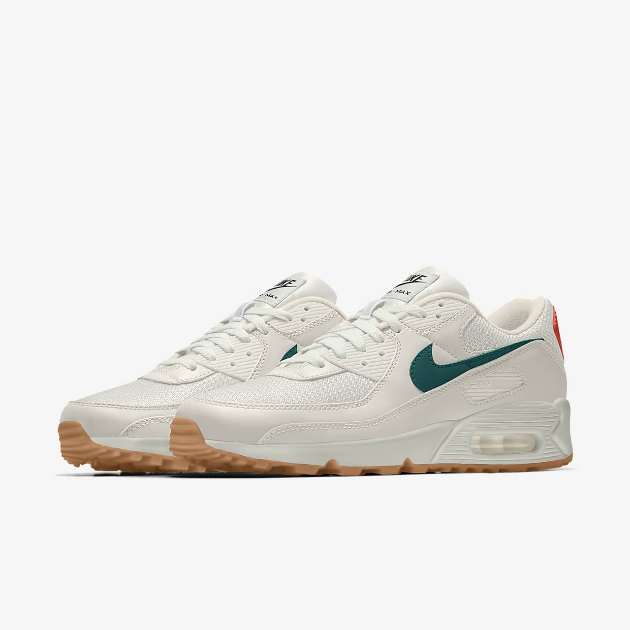 Nike Air Max 90 By You Custom Women's Shoes