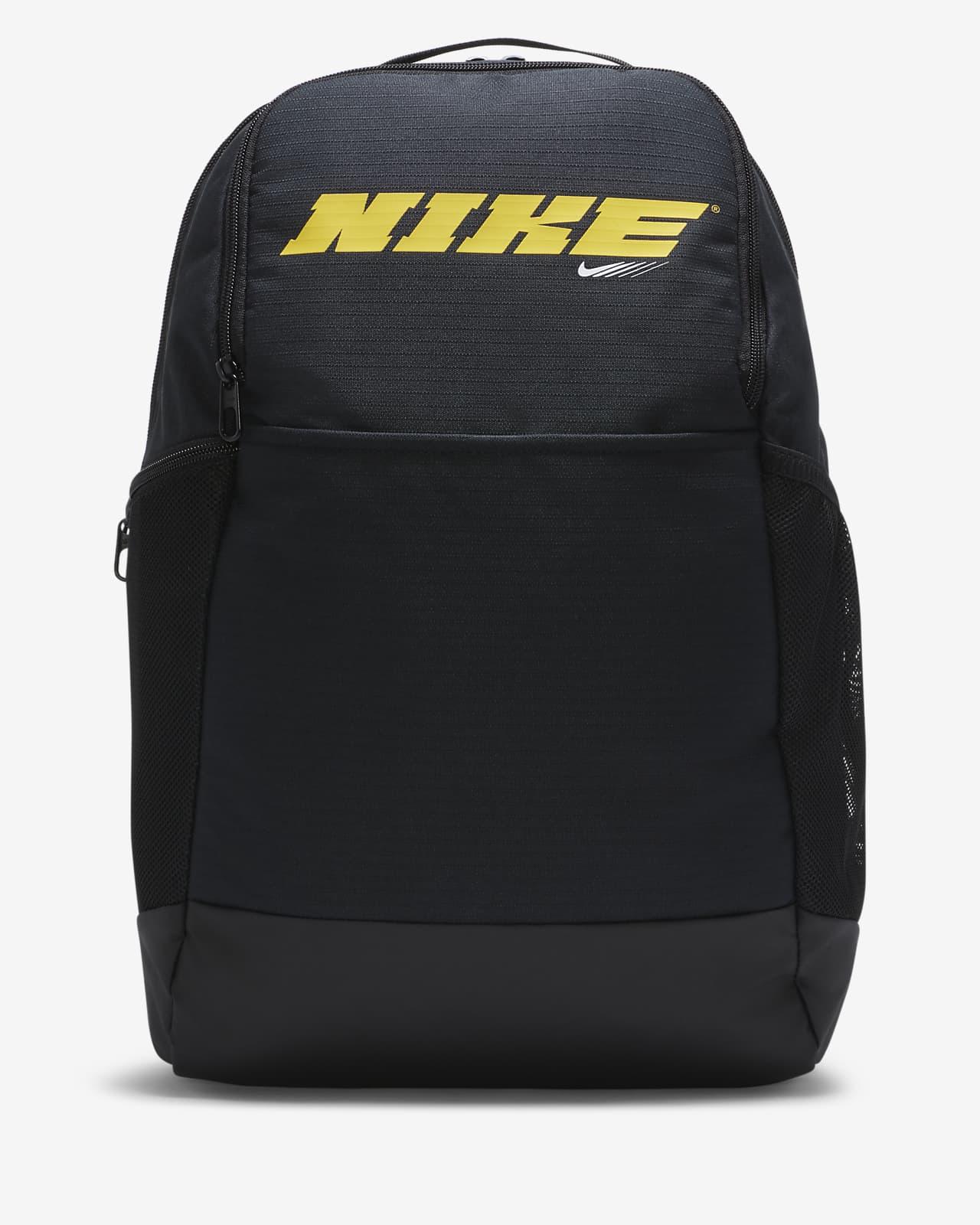 เป้สะพายหลังเทรนนิ่งมีกราฟิก Nike Brasilia (ขนาดกลาง)