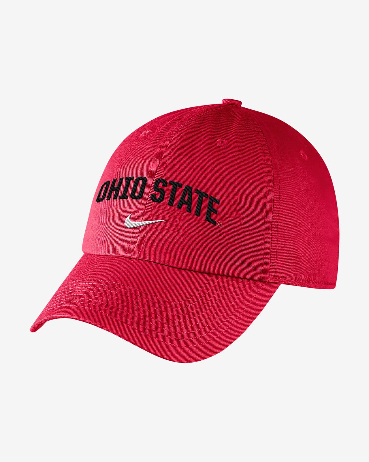 Nike College (Ohio State) Hat