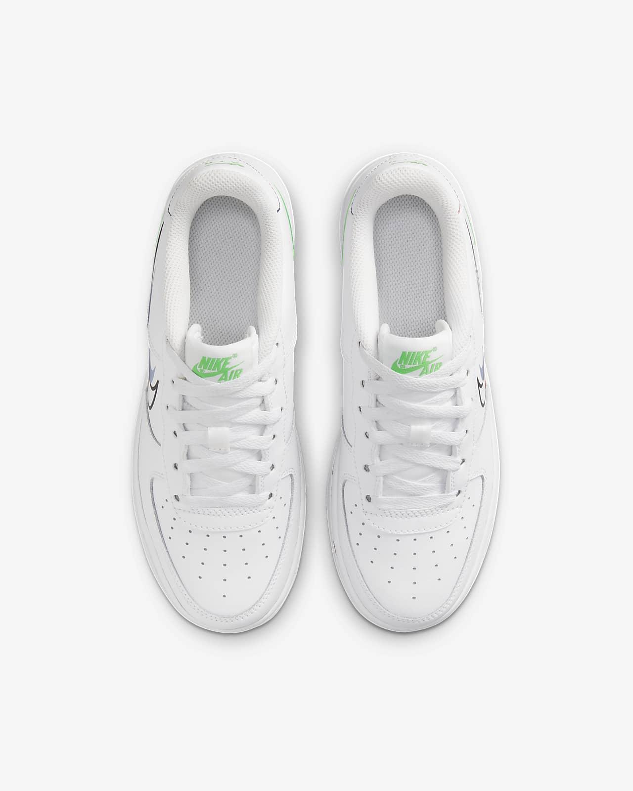 Nike Air Force 1 Low Big Kids' Shoe. Nike.com