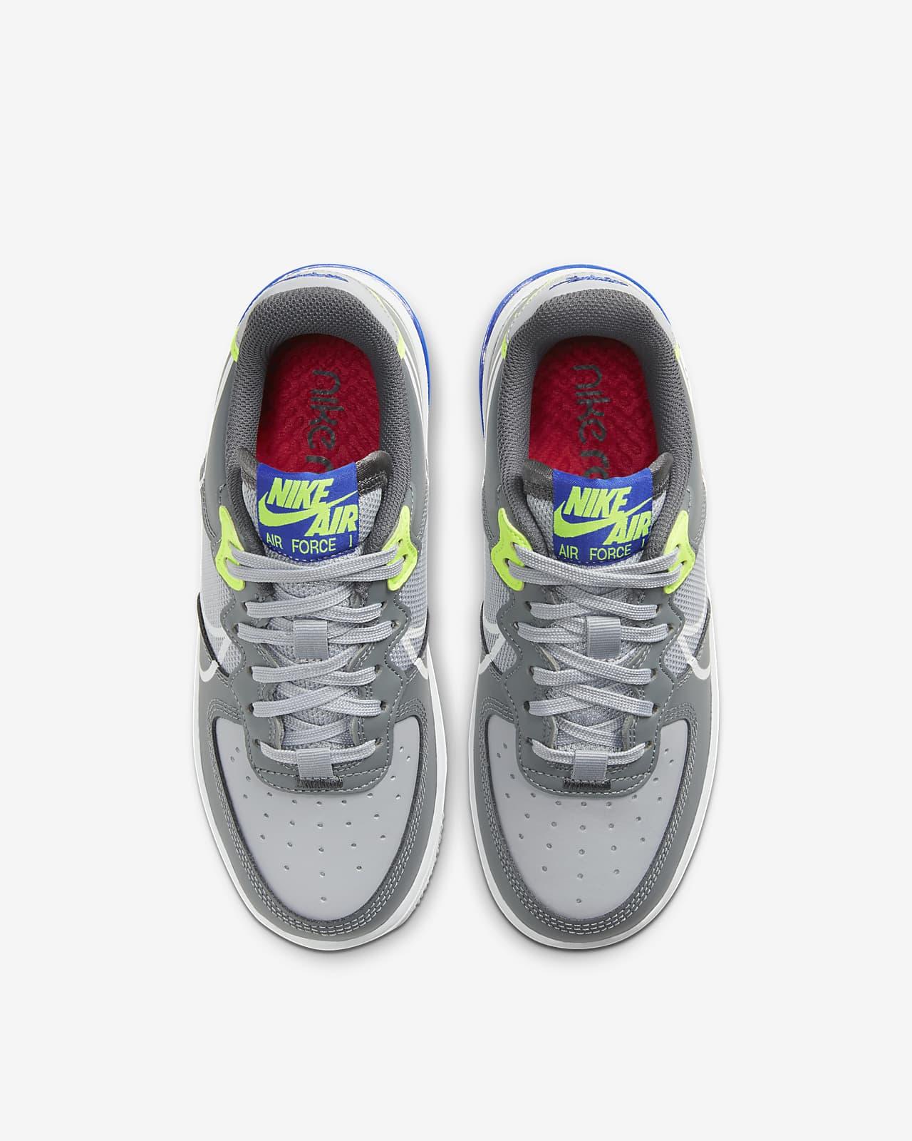 Chaussure Nike Air Force 1 React pour Enfant plus âgé